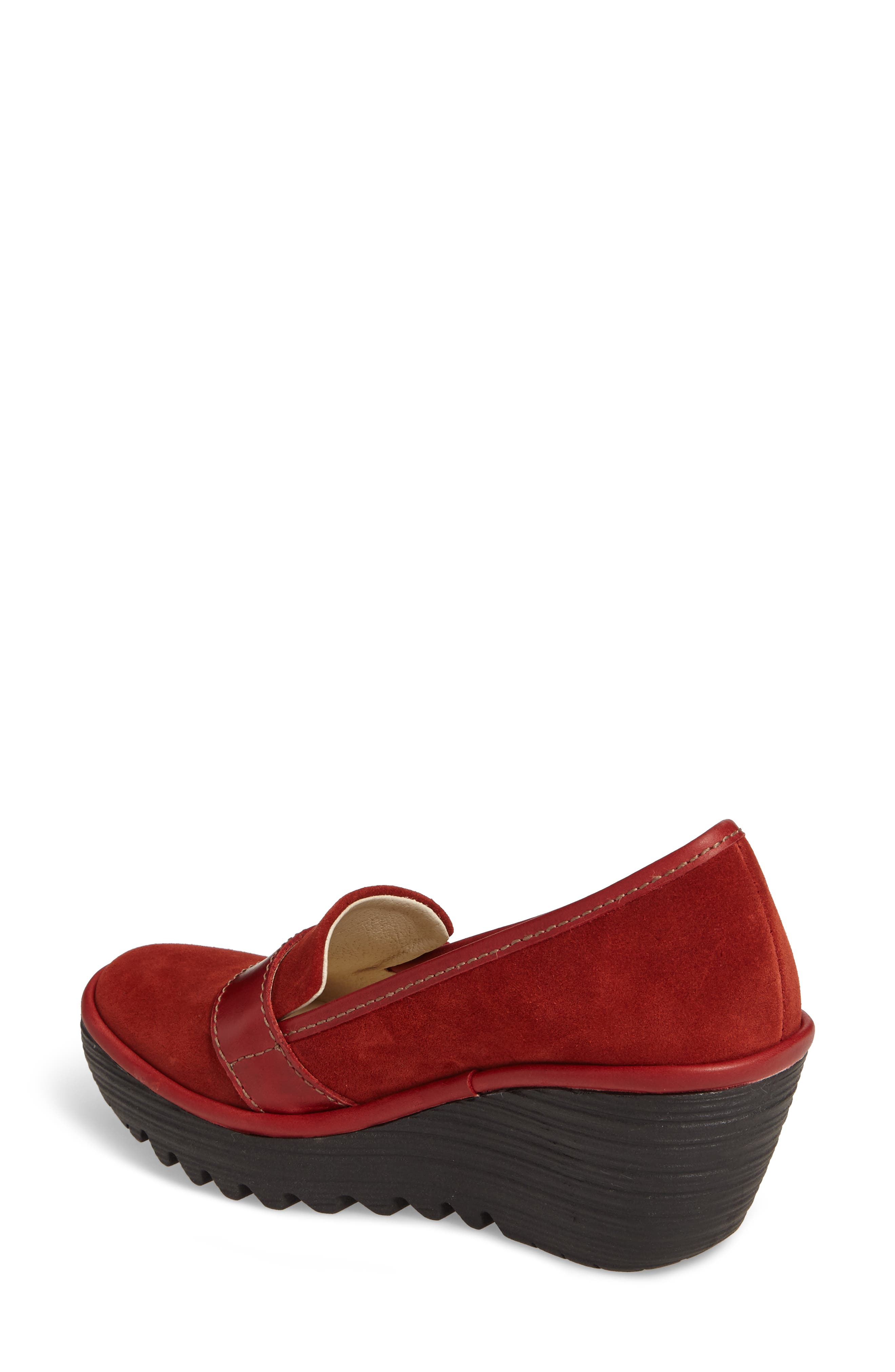 Alternate Image 2  - Fly London Yond Wedge (Women)