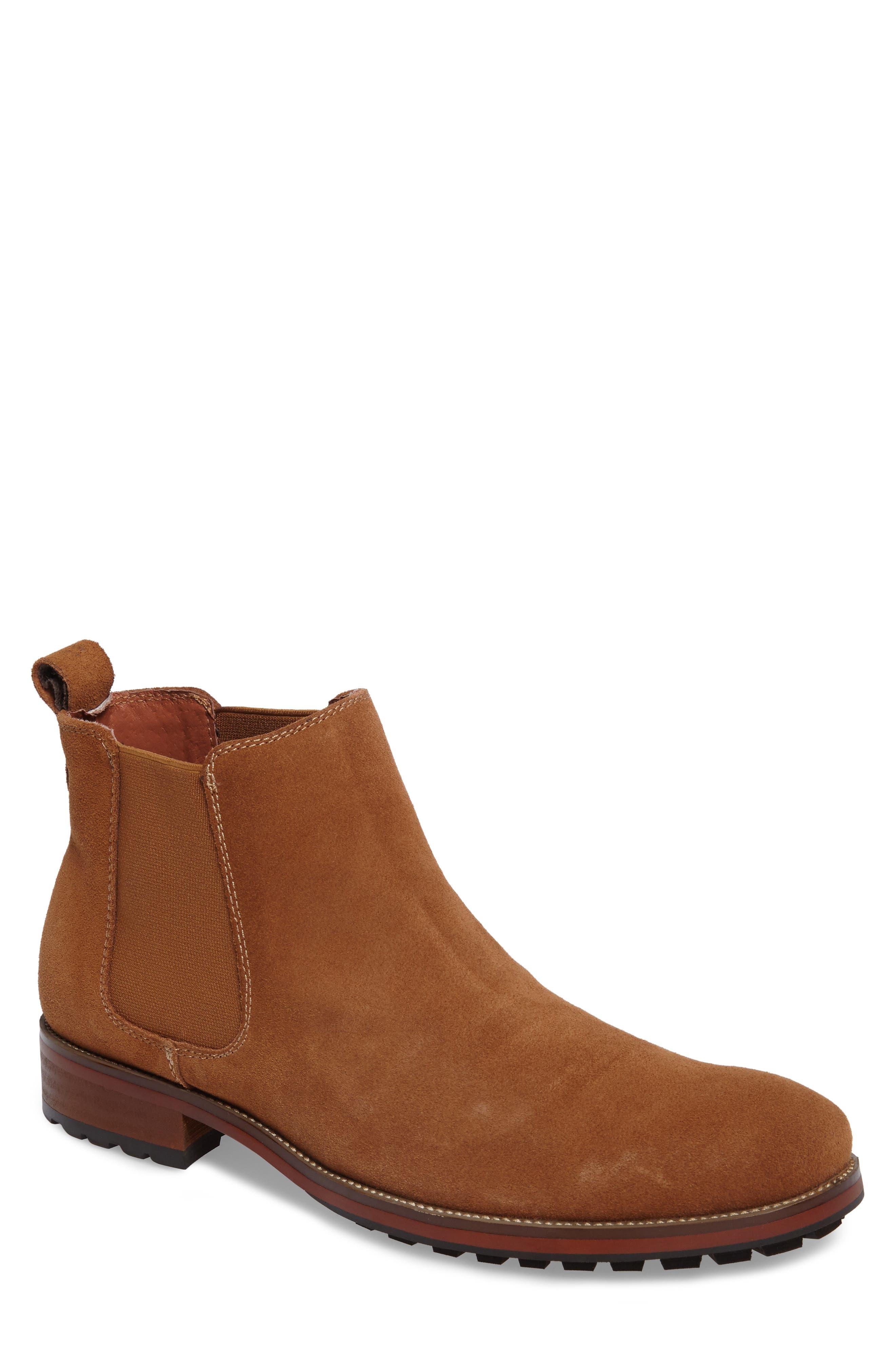 Alternate Image 1 Selected - Jump Carson Chelsea Boot (Men)