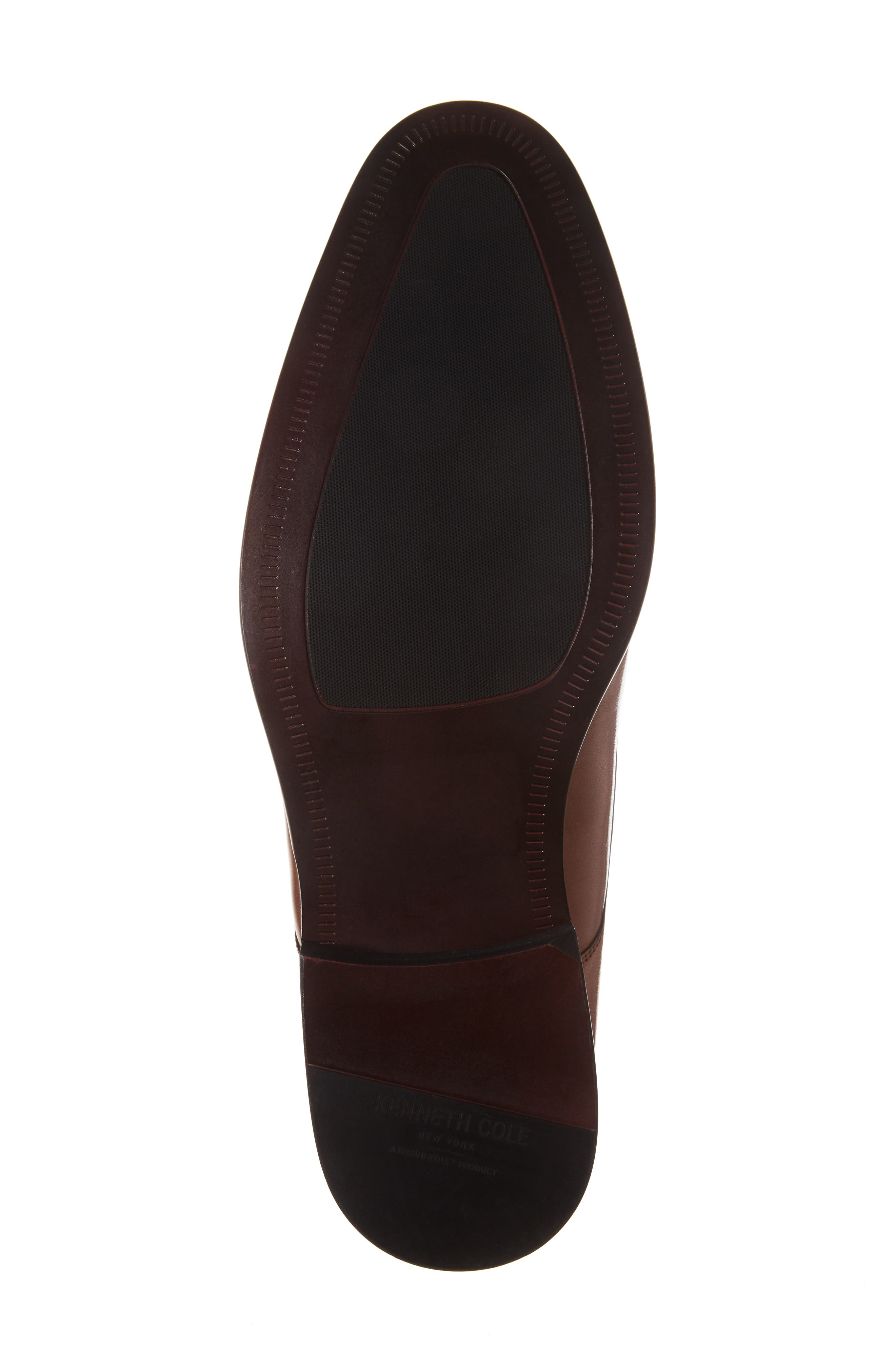Cap Toe Derby,                             Alternate thumbnail 6, color,                             Brandy Leather