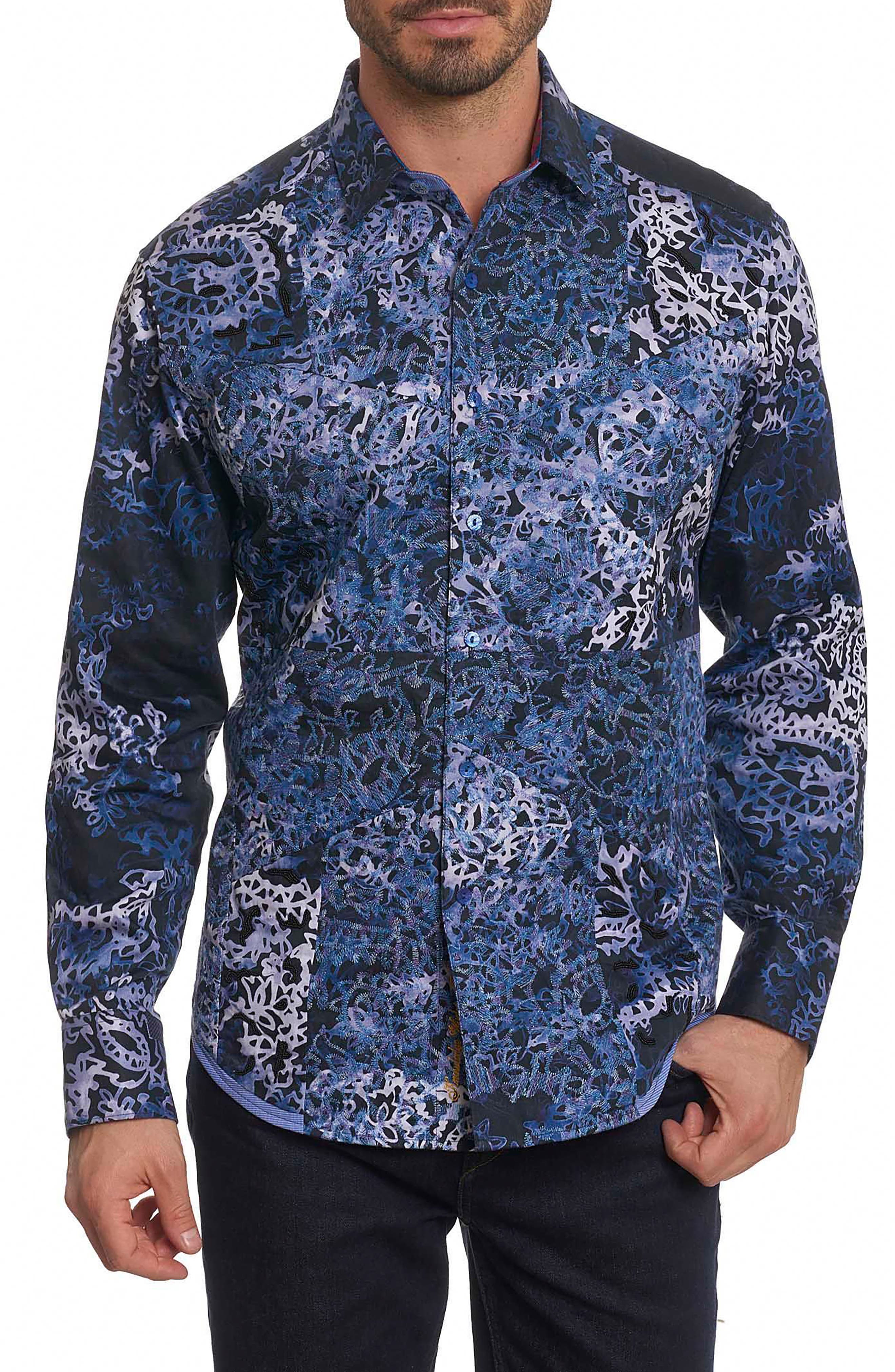Robert Graham Diesel Limited Edition Classic Fit Sport Shirt