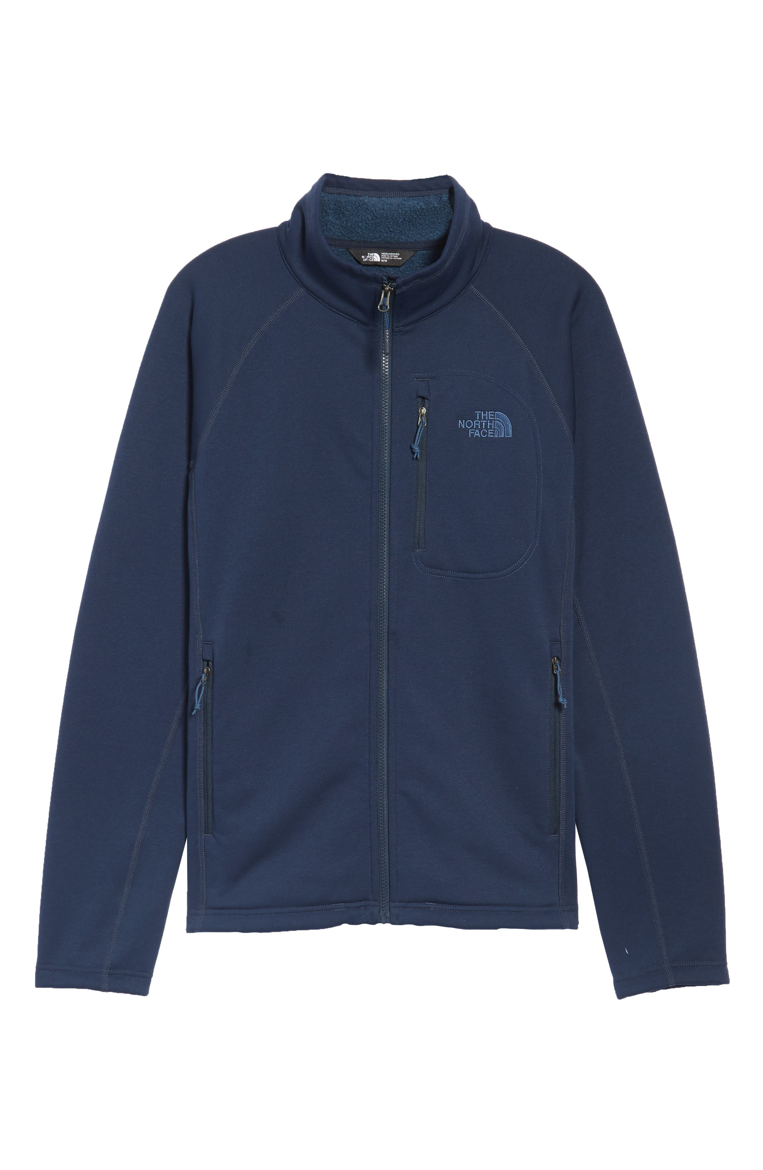Alternate Image 5  - The North Face Timber Zip Jacket