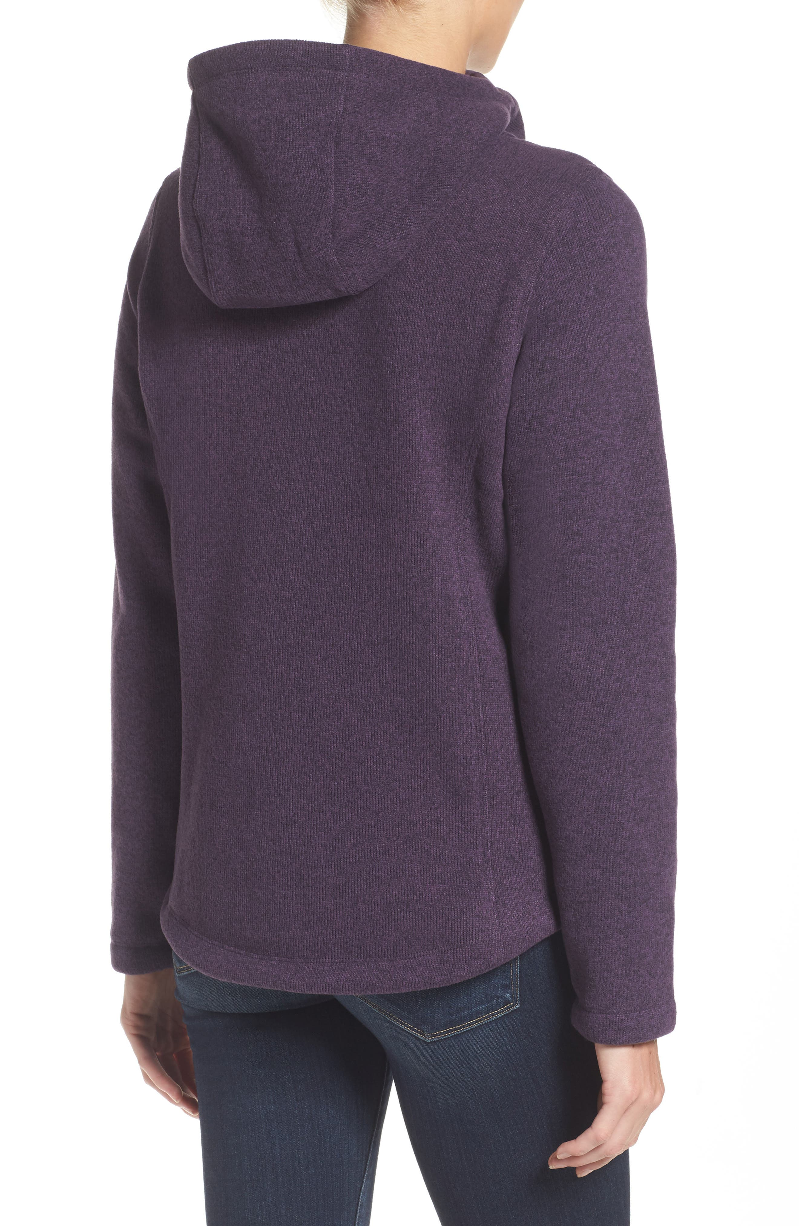 Alternate Image 2  - The North Face Crescent Hooded Pullover
