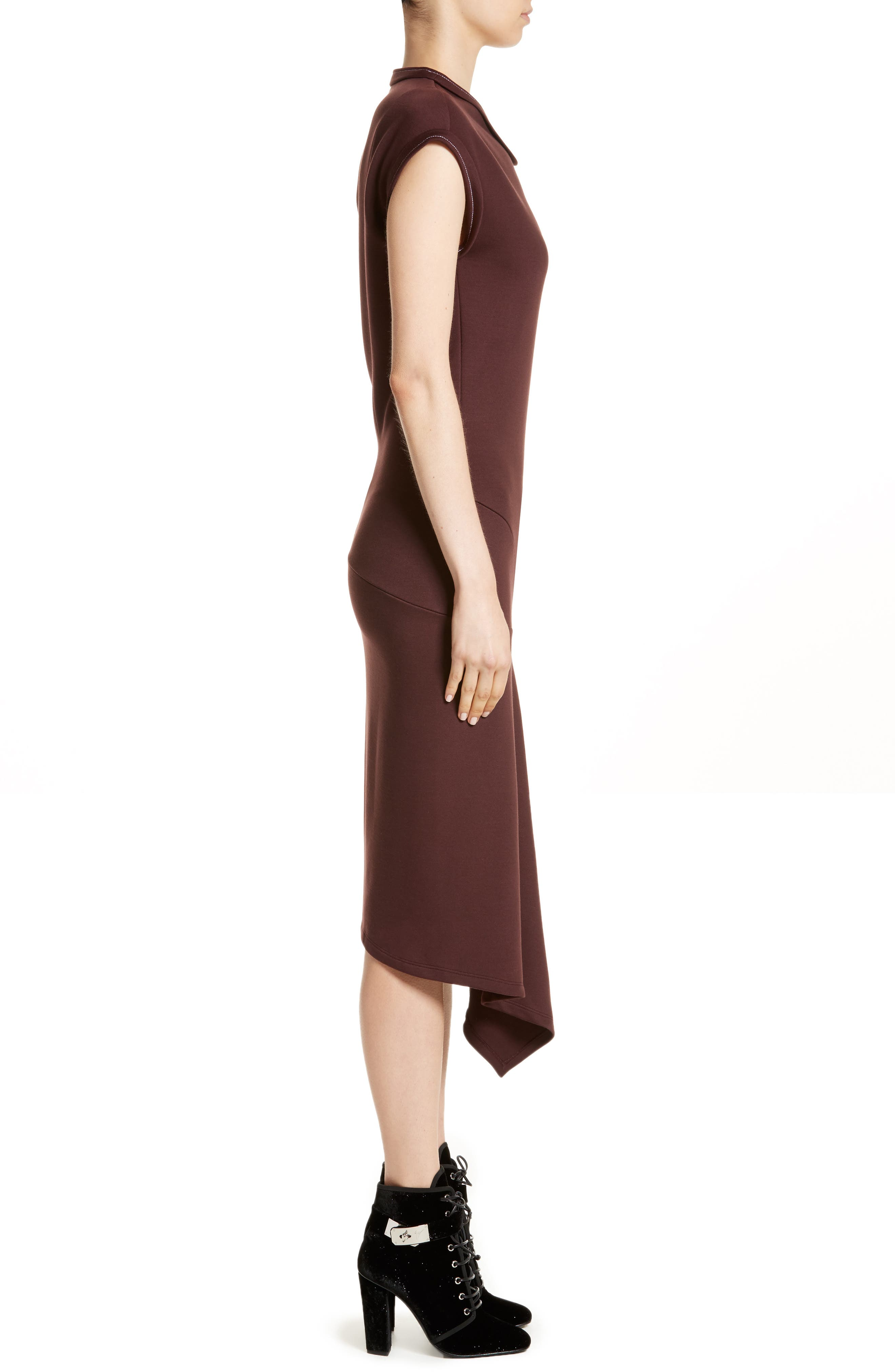Alternate Image 3  - Atlein Jersey Midi Dress