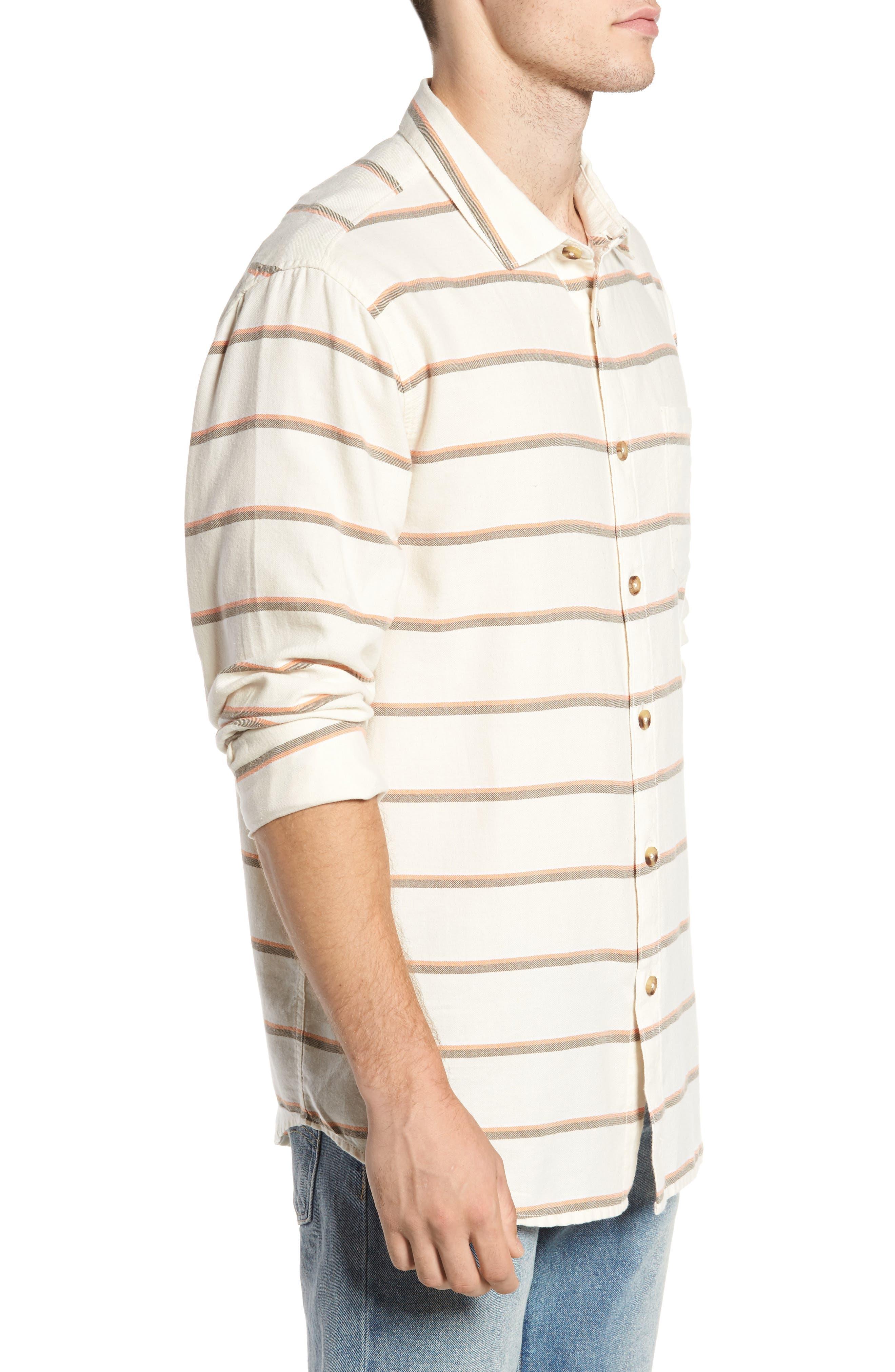 Alternate Image 3  - Billabong Freemont Flannel Shirt