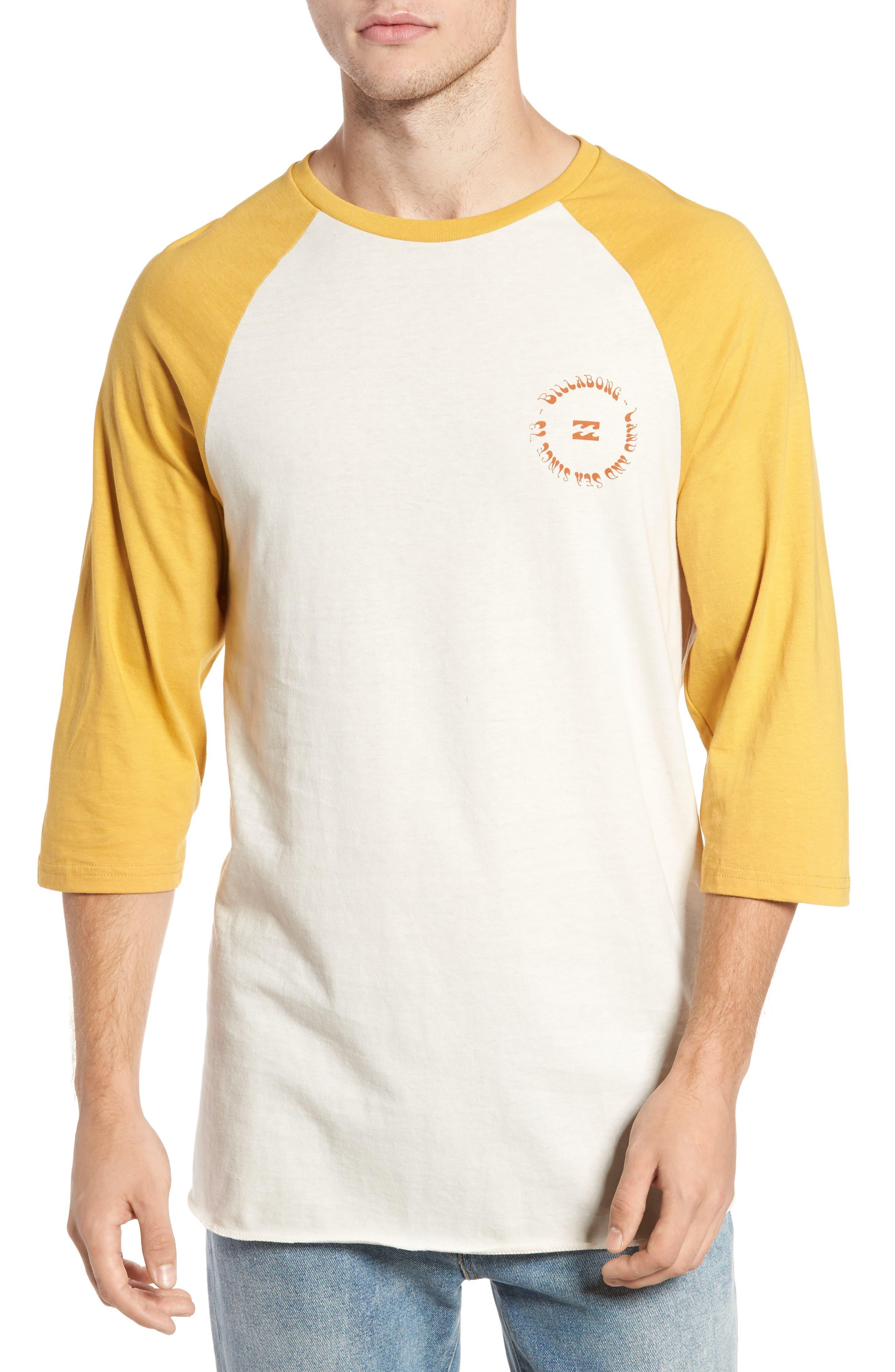 Main Image - Billabong Black Sol Graphic T-Shirt