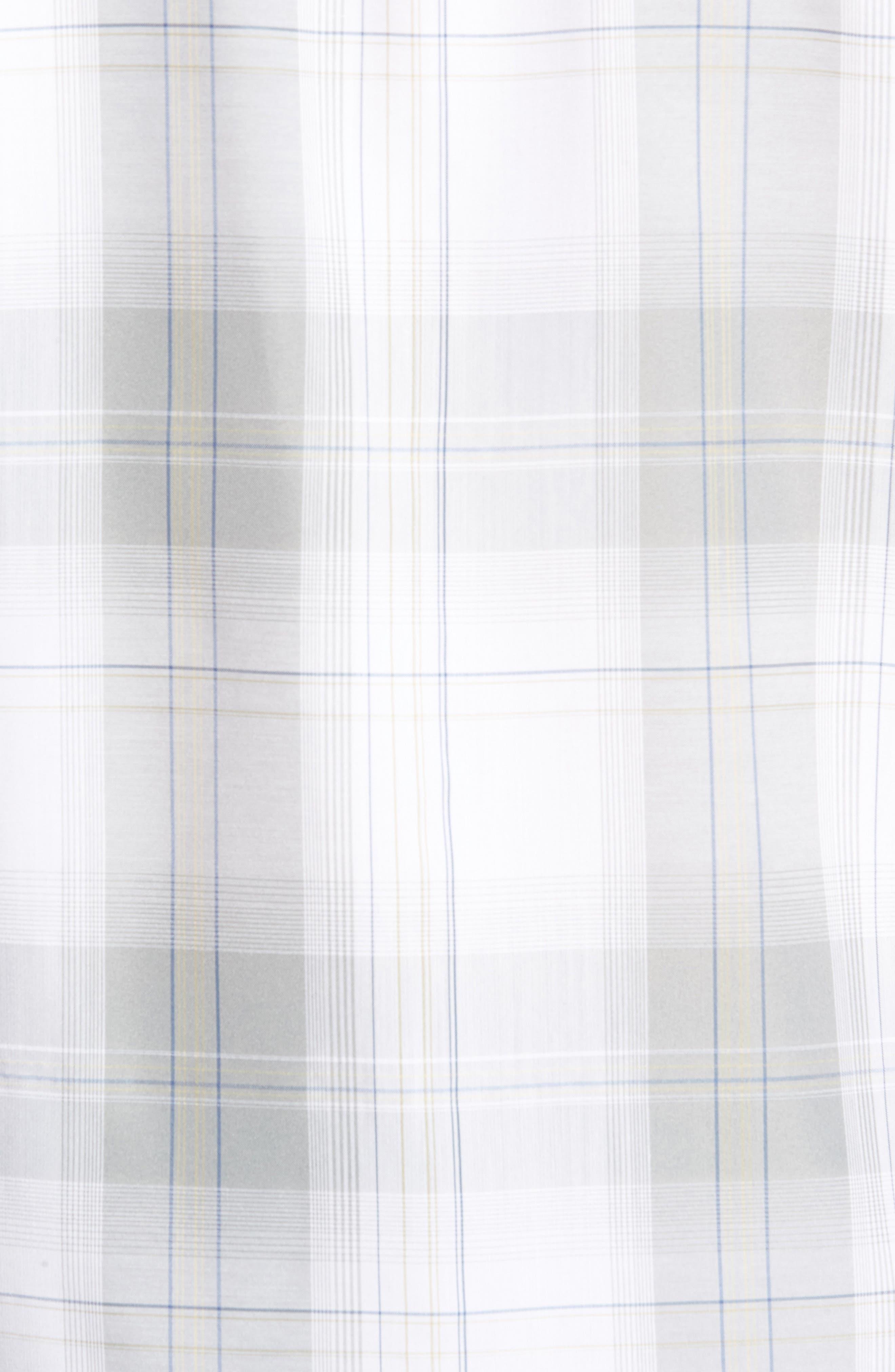 Alternate Image 5  - Jack O'Neill Outerbanks Plaid Sport Shirt