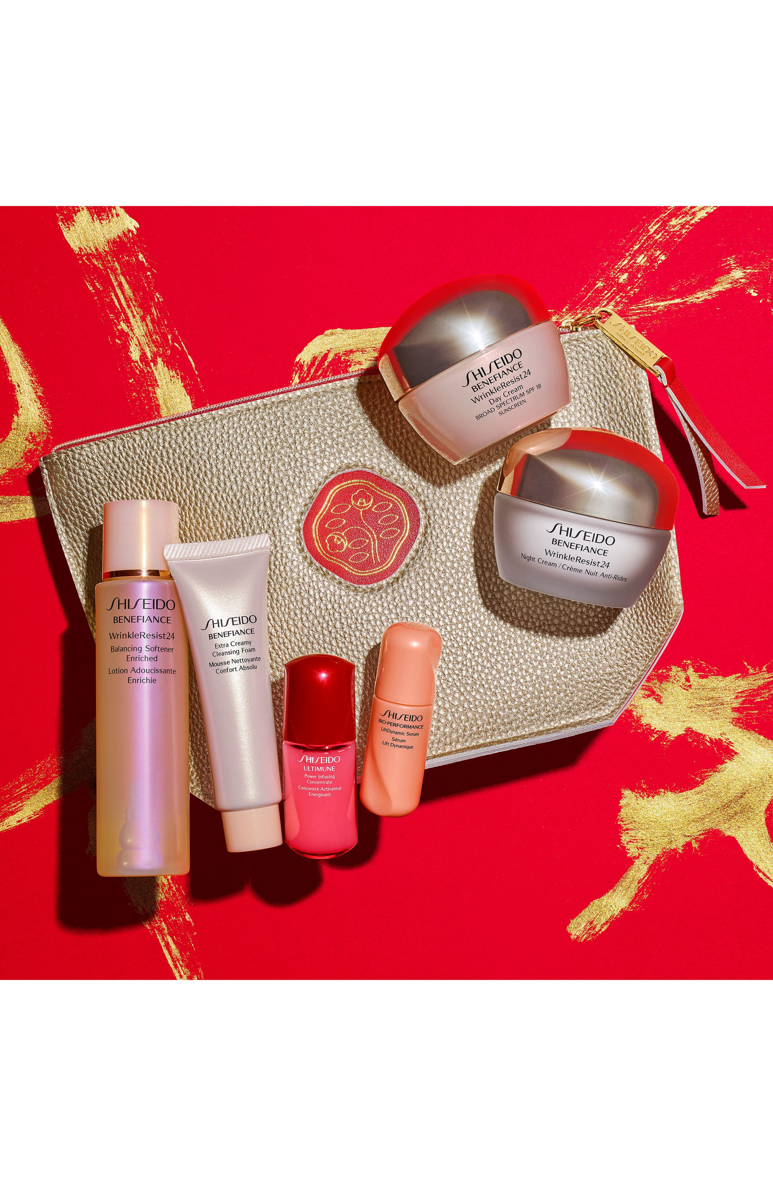 Alternate Image 4  - Shiseido Timeless Day & Night Collection ($193 Value)