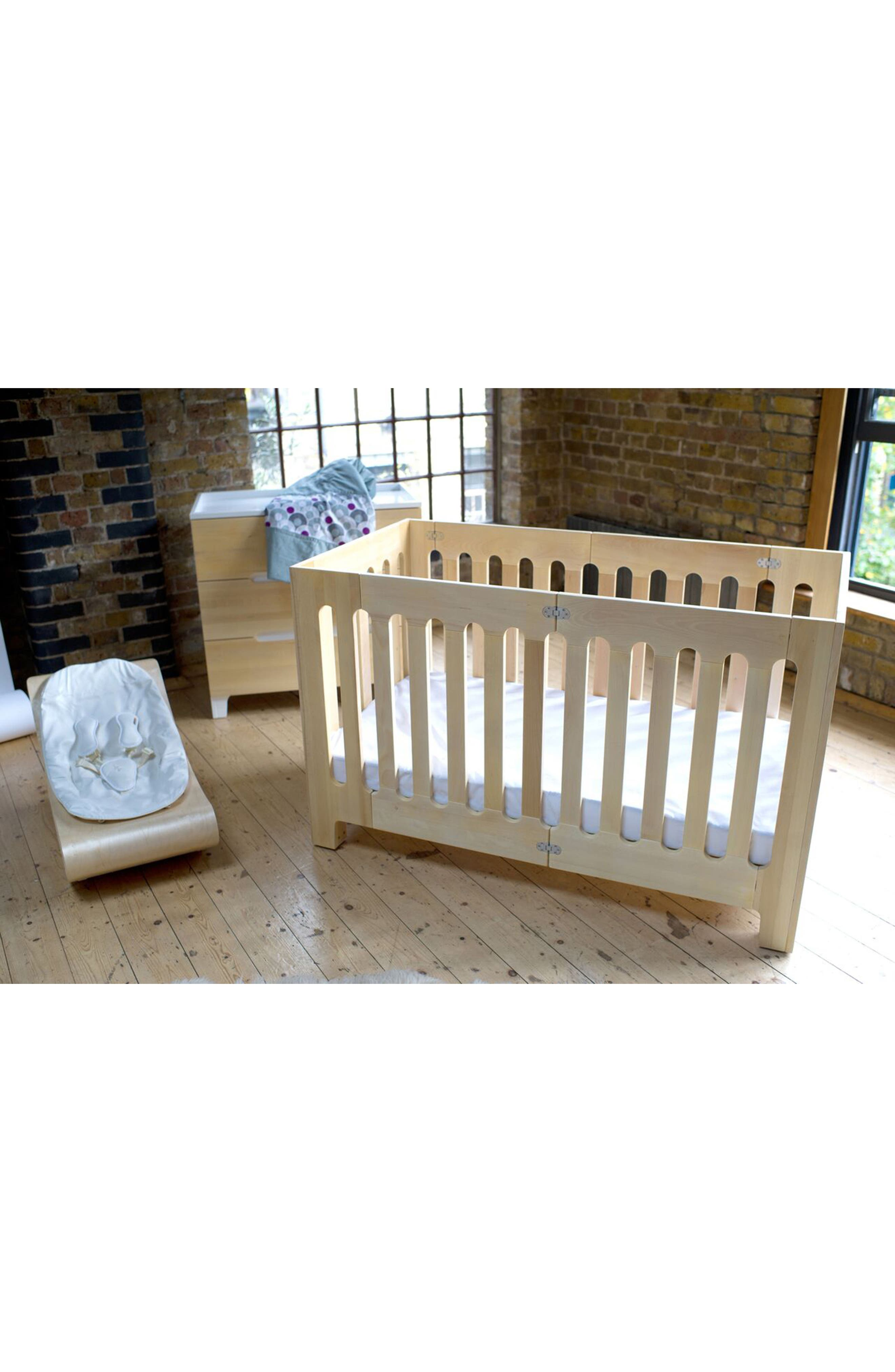 Alternate Image 3  - bloom Baby Alma Max Standard Size Solid Wood Crib