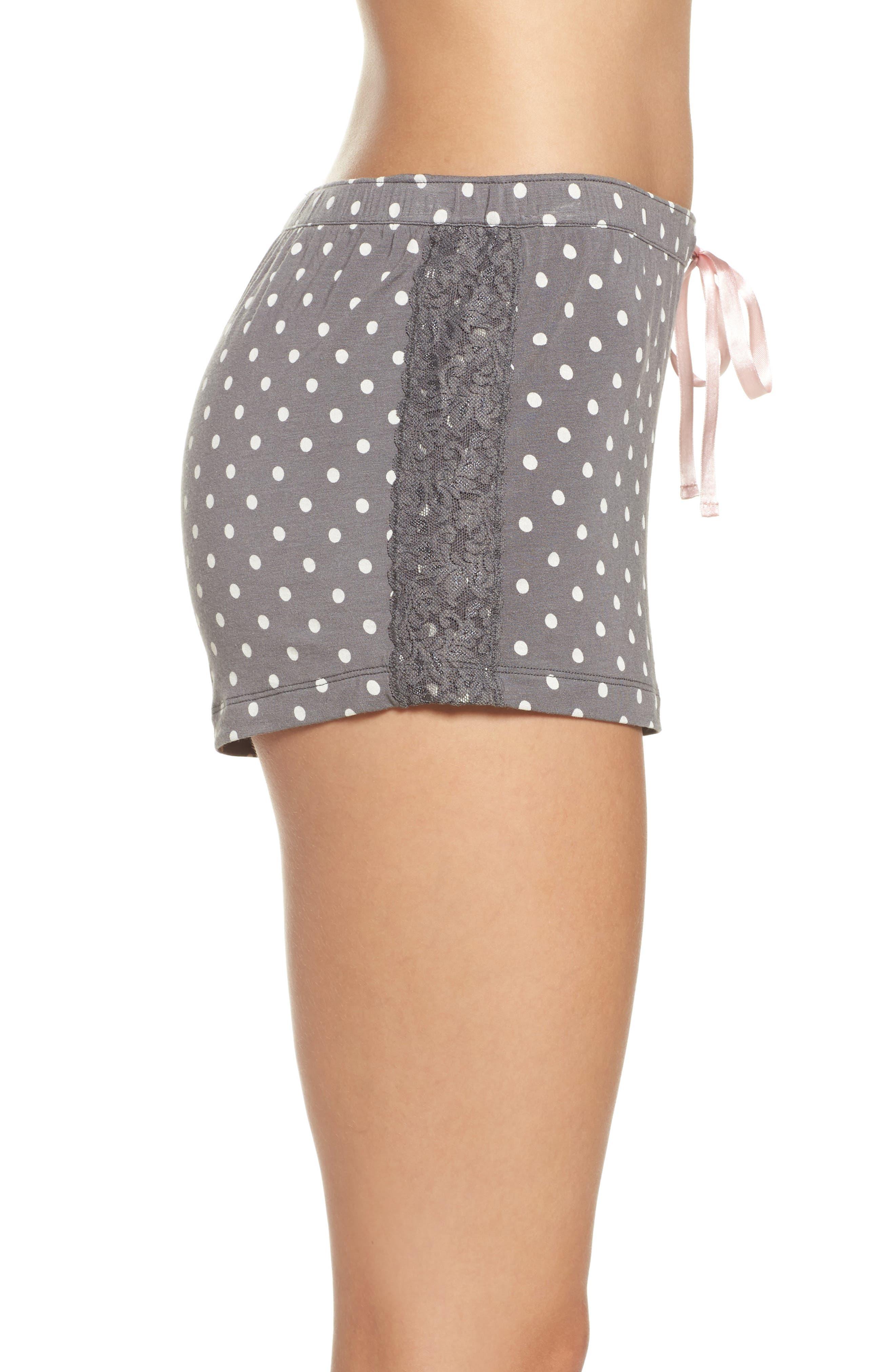 Shorts,                             Alternate thumbnail 3, color,                             Charcoal