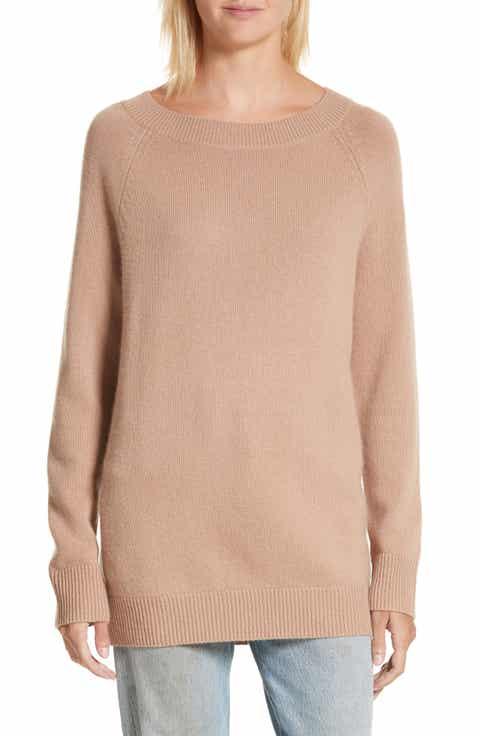 Women's Brown Oversized Sweaters   Nordstrom