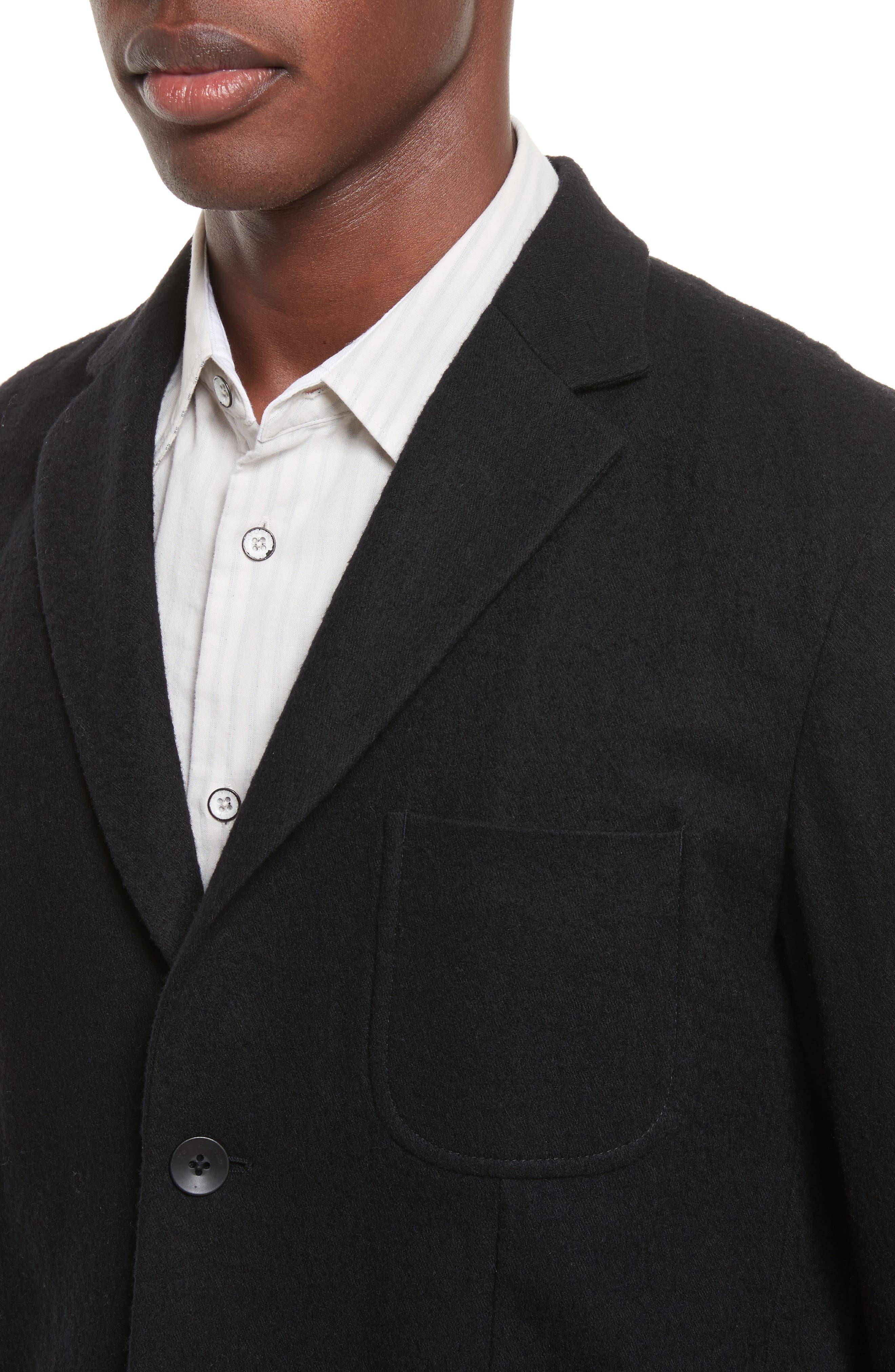 Alternate Image 4  - rag & bone Patrick Cotton & Wool Blazer