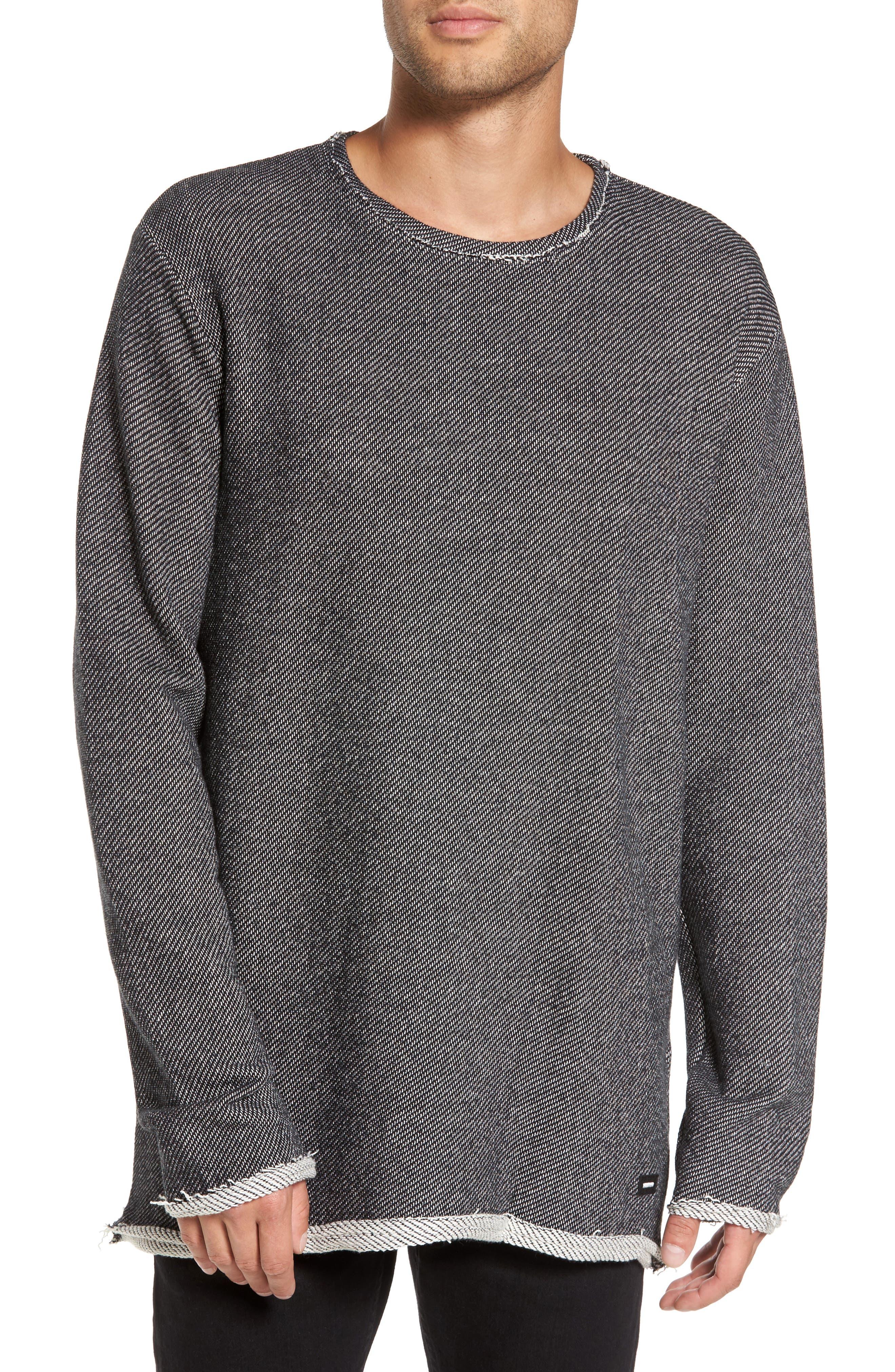 Ralf Sweater,                         Main,                         color, Black Noise