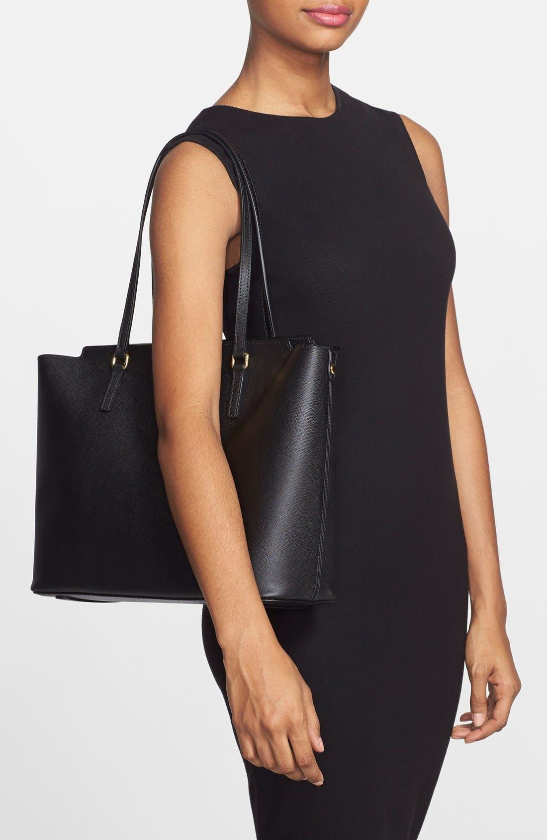 Alternate Image 2  - MCM 'Medium Project' Saffiano Leather Shopper