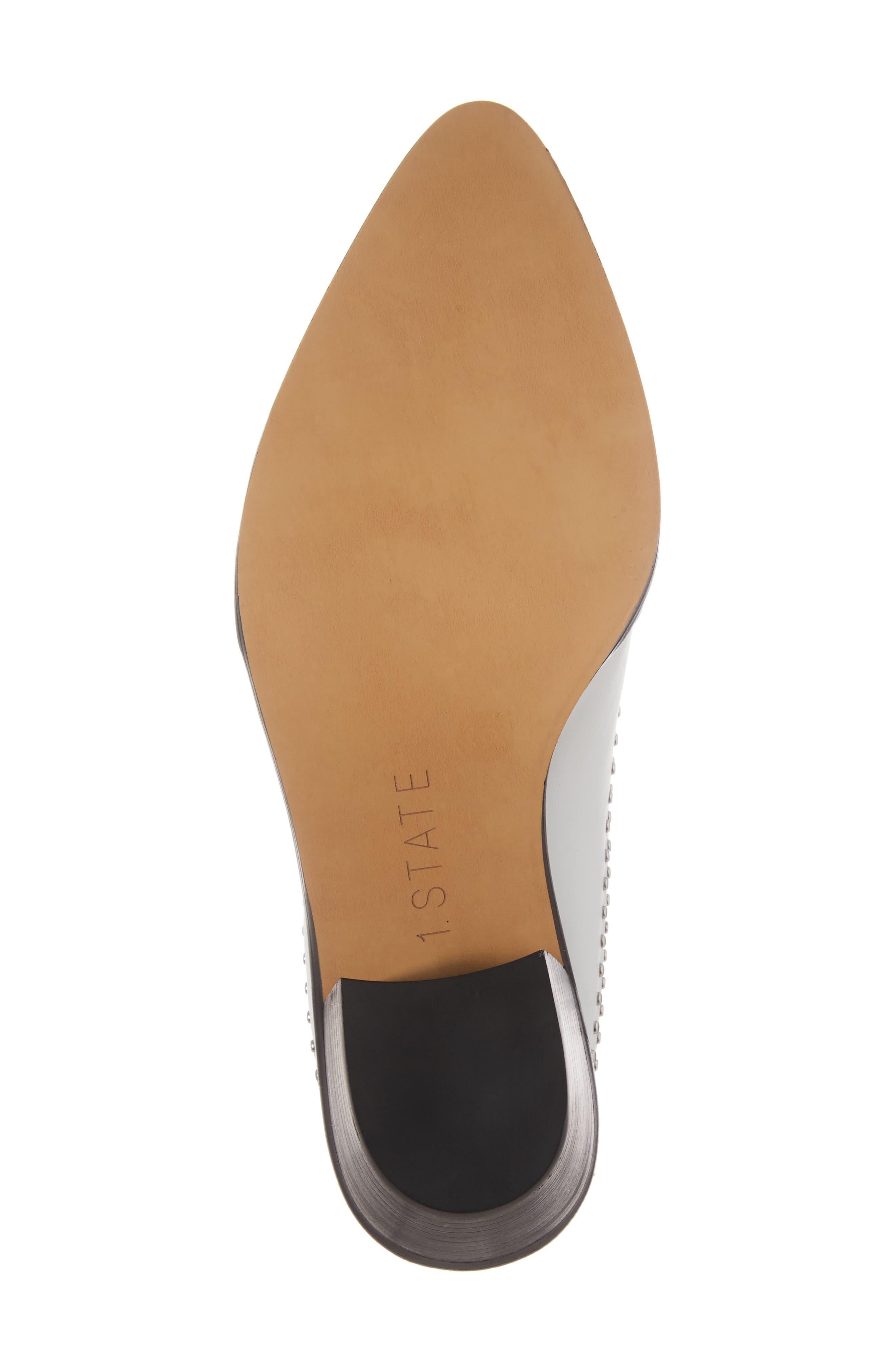 Alternate Image 6  - 1.STATE Lon Studded Loafer Mule (Women)