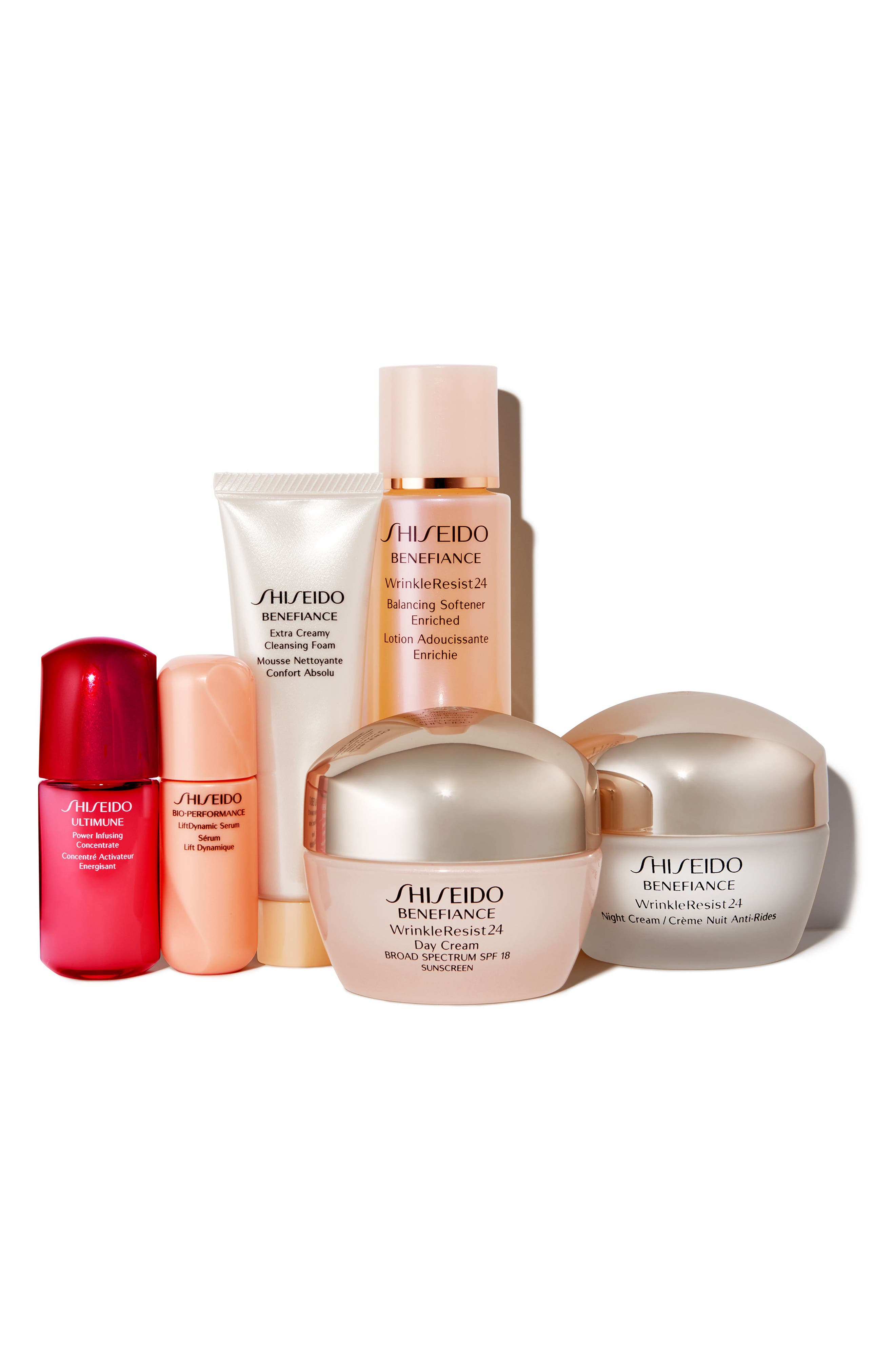 Alternate Image 2  - Shiseido Timeless Day & Night Collection ($193 Value)