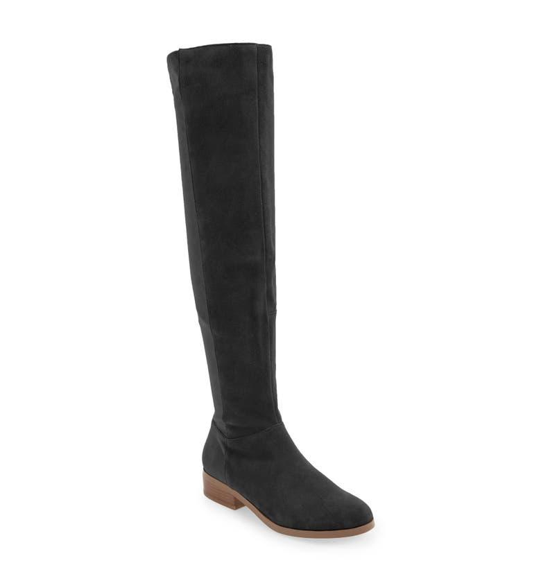 Sole Society Kinney Over The Knee Boot Women Nordstrom