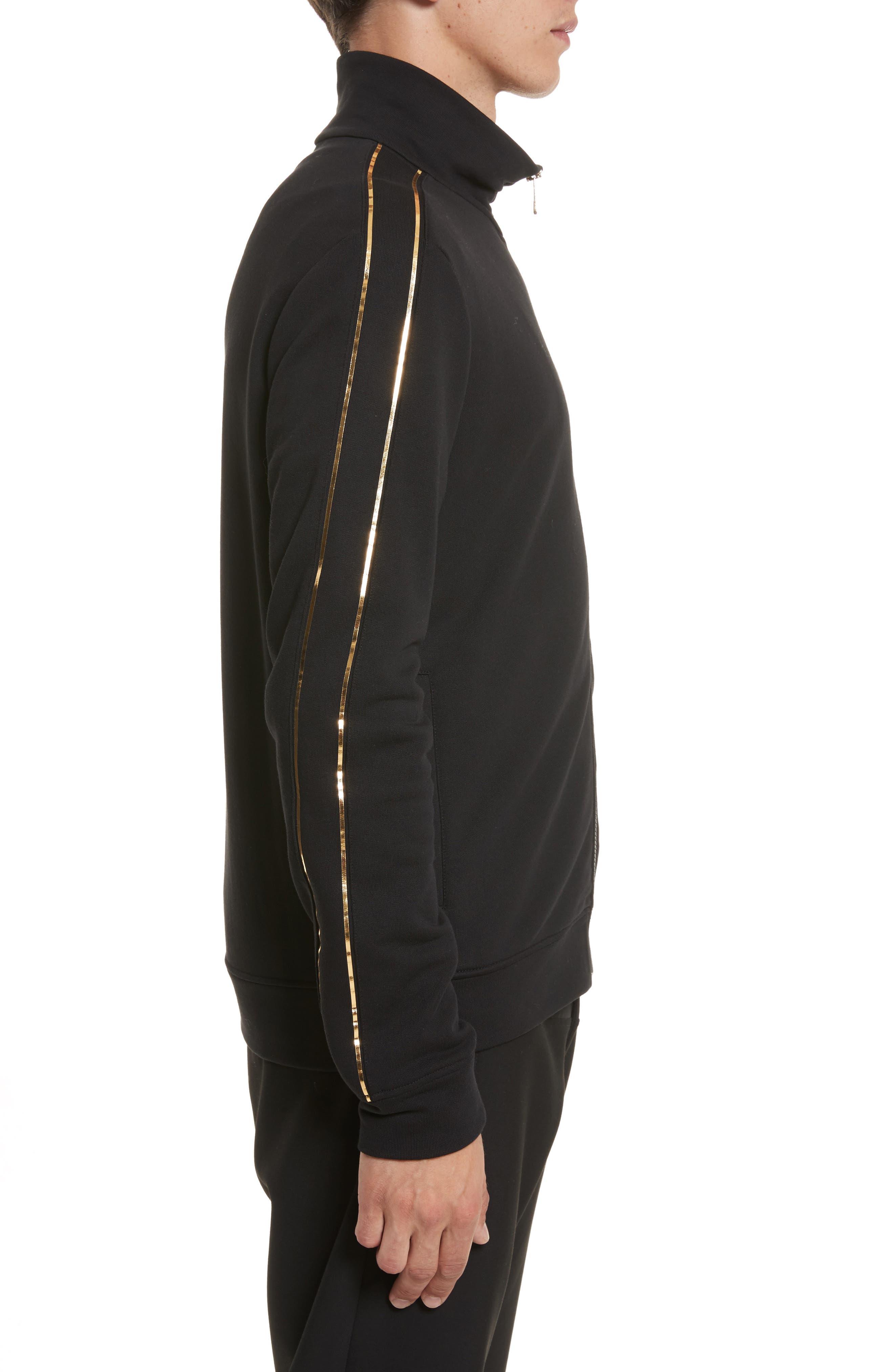 Alternate Image 3  - Versace Collection Track Jacket