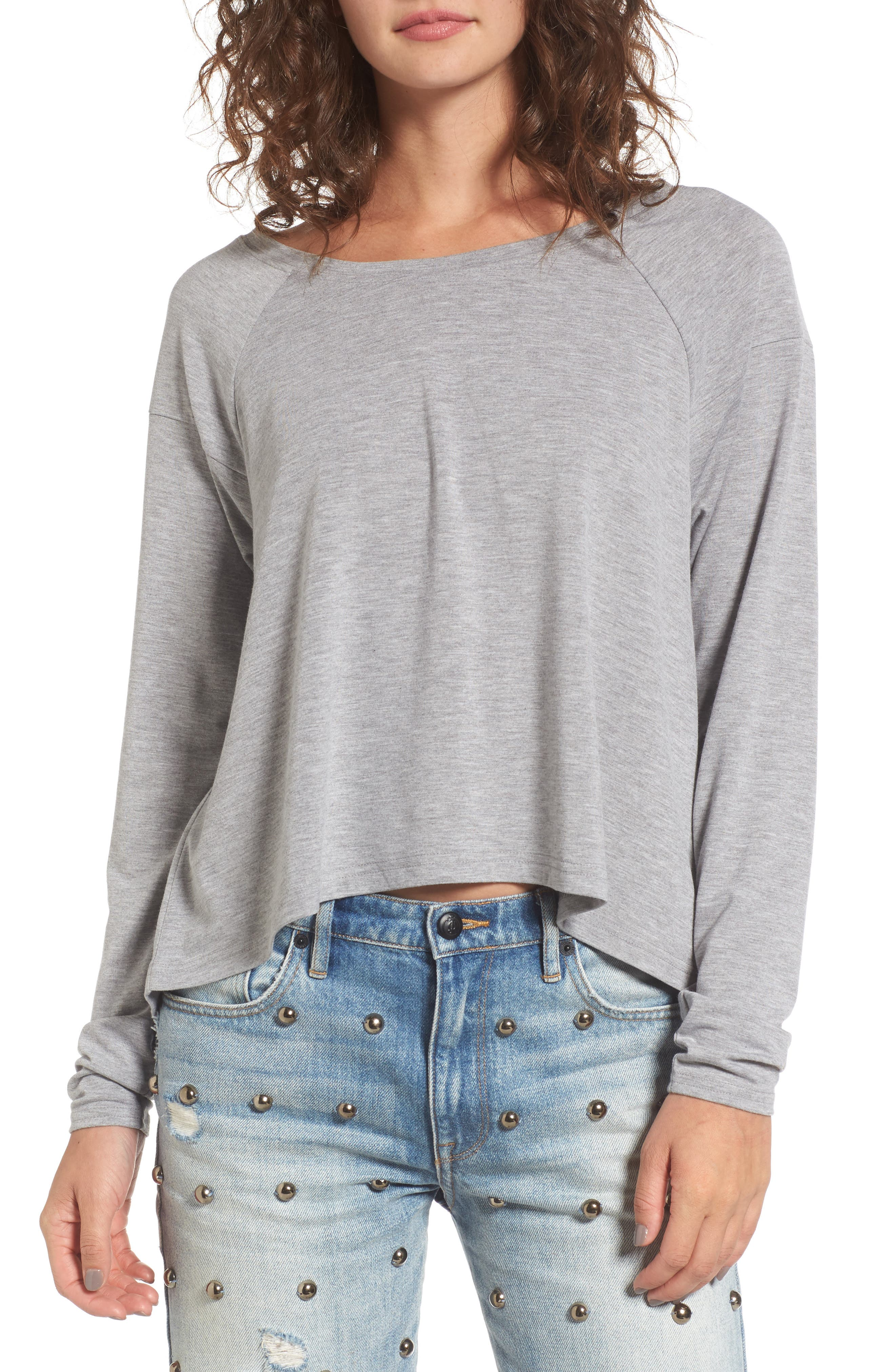 Main Image - Juicy Couture Jersey Pullover