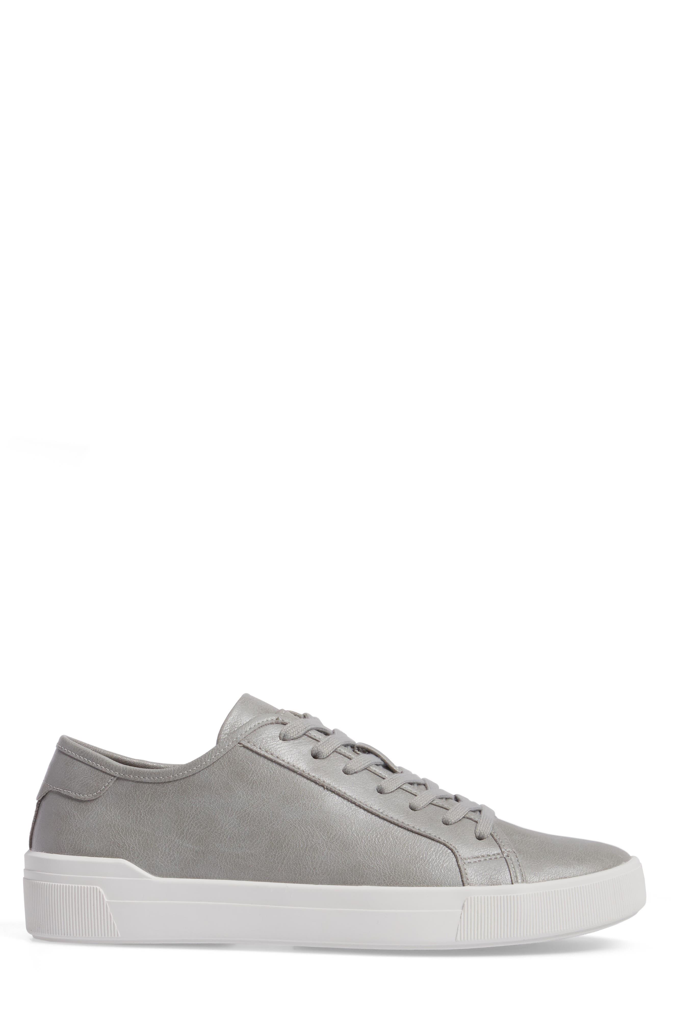 Haener Sneaker,                             Alternate thumbnail 3, color,                             Medium Grey