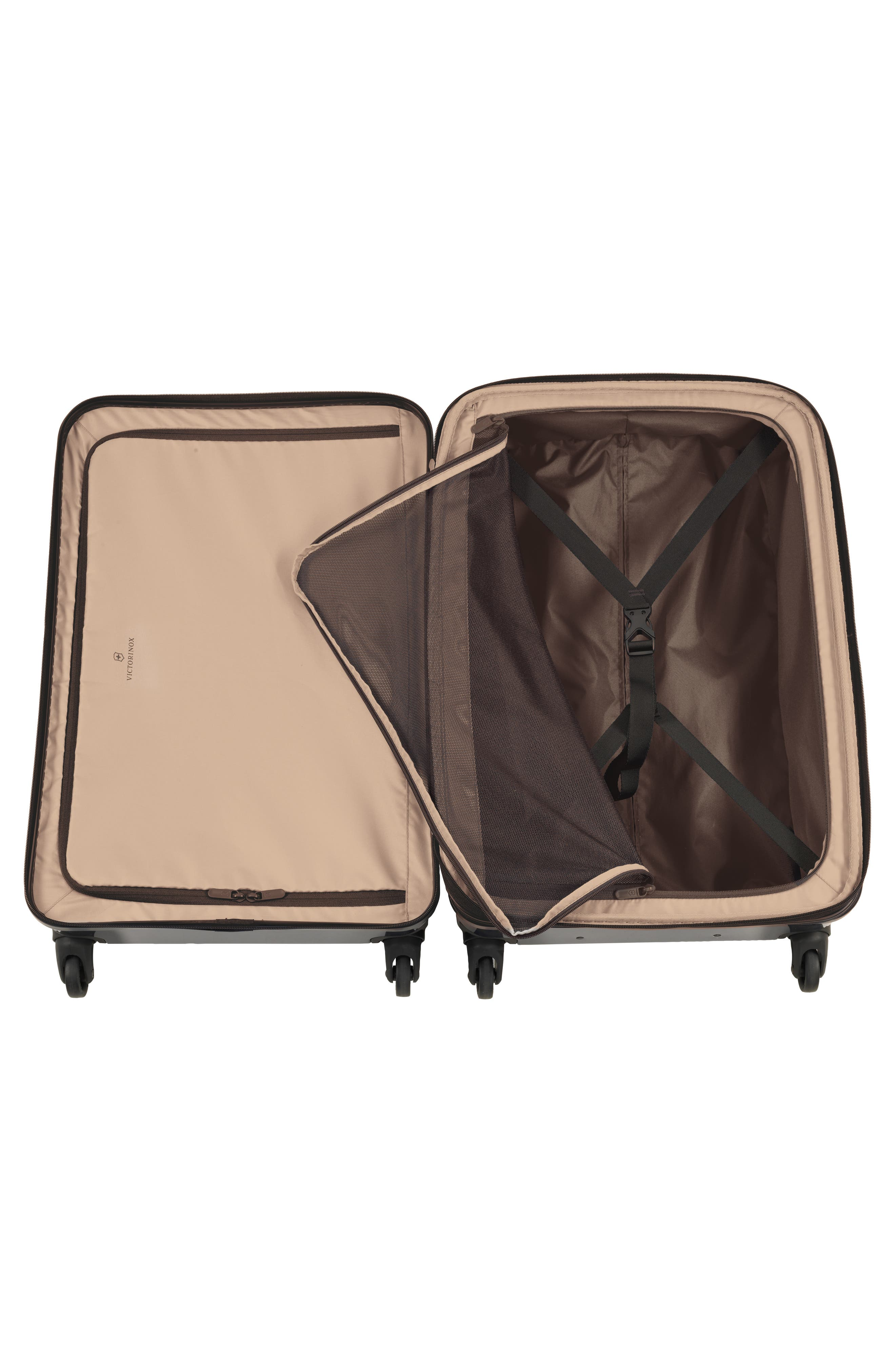 Etherius 26-Inch Wheeled Suitcase,                             Alternate thumbnail 2, color,                             Bronze