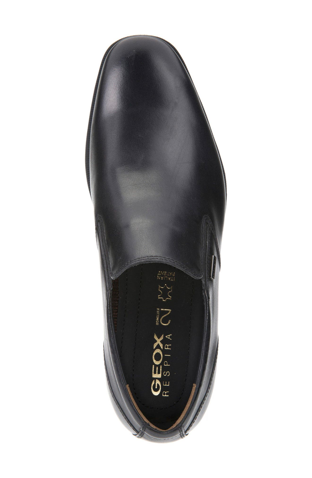 Alternate Image 5  - Geox Brayden ABX Waterproof Venetian Loafer (Men)