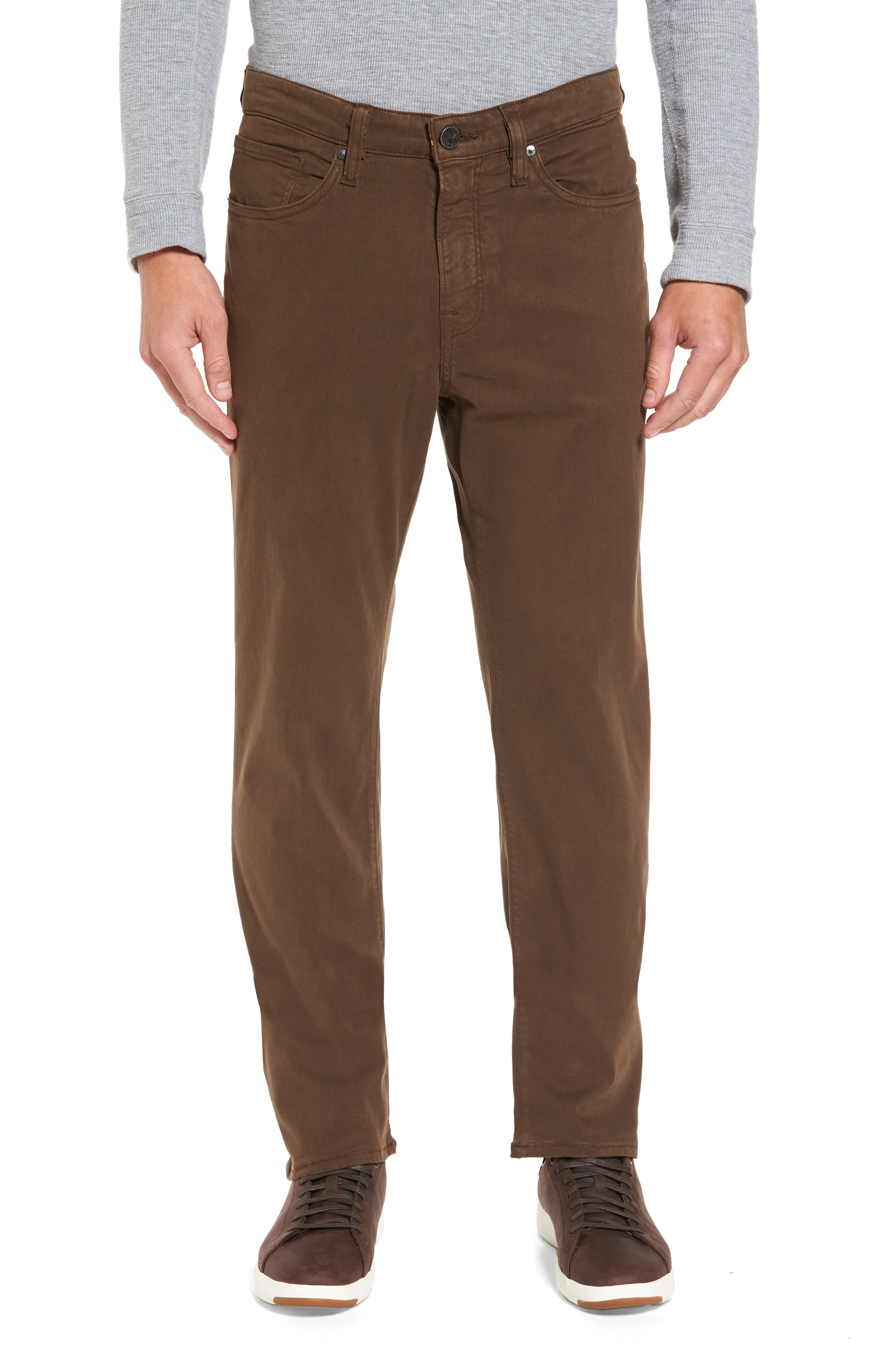 Charism Relaxed Fit Jeans,                         Main,                         color, Choco Twill