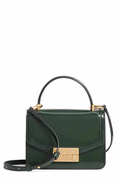 Green Satchel Purses & Handbags | Nordstrom