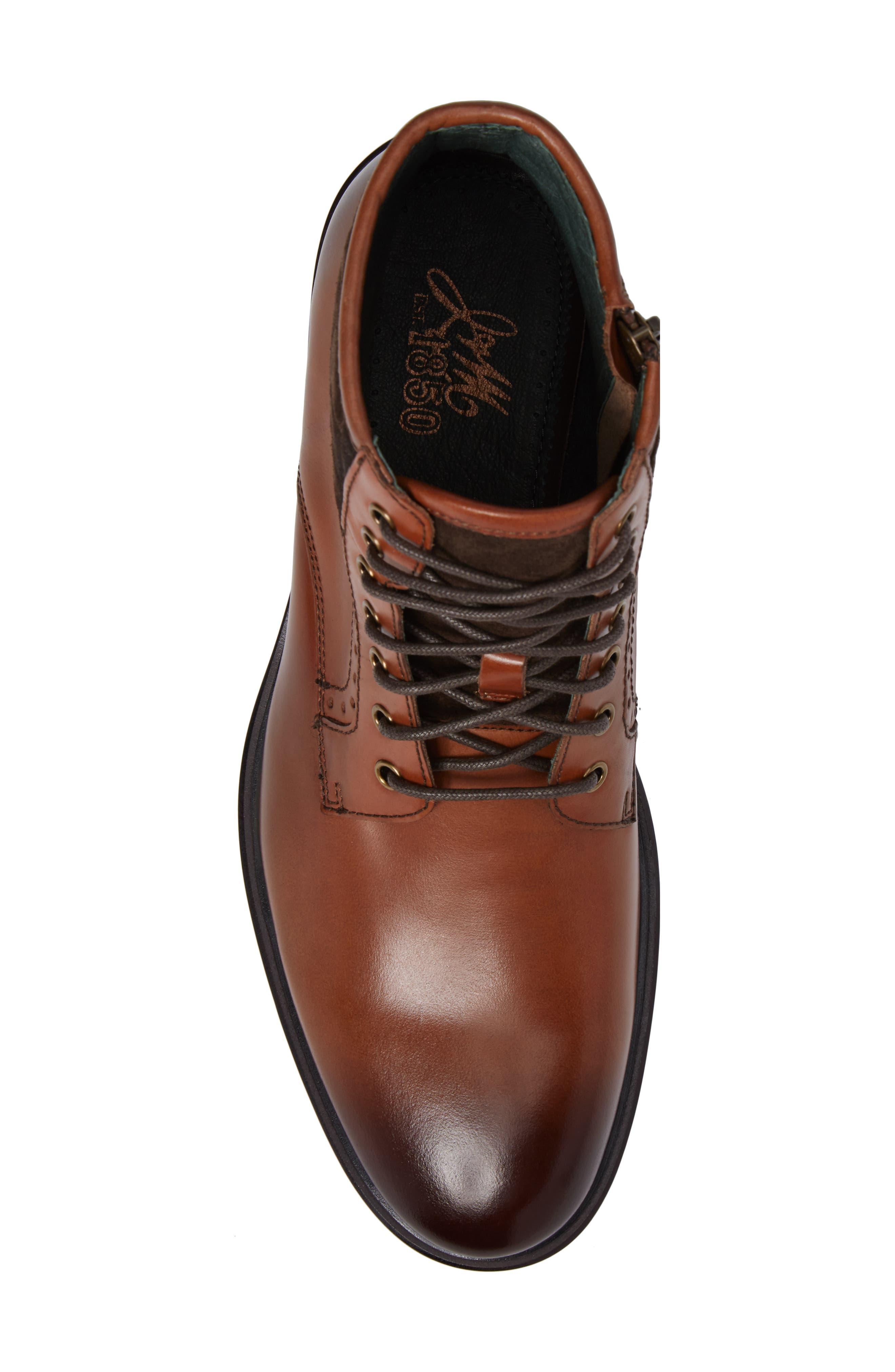 Alternate Image 5  - J&M 1850 Myles Plain Toe Boot (Men)