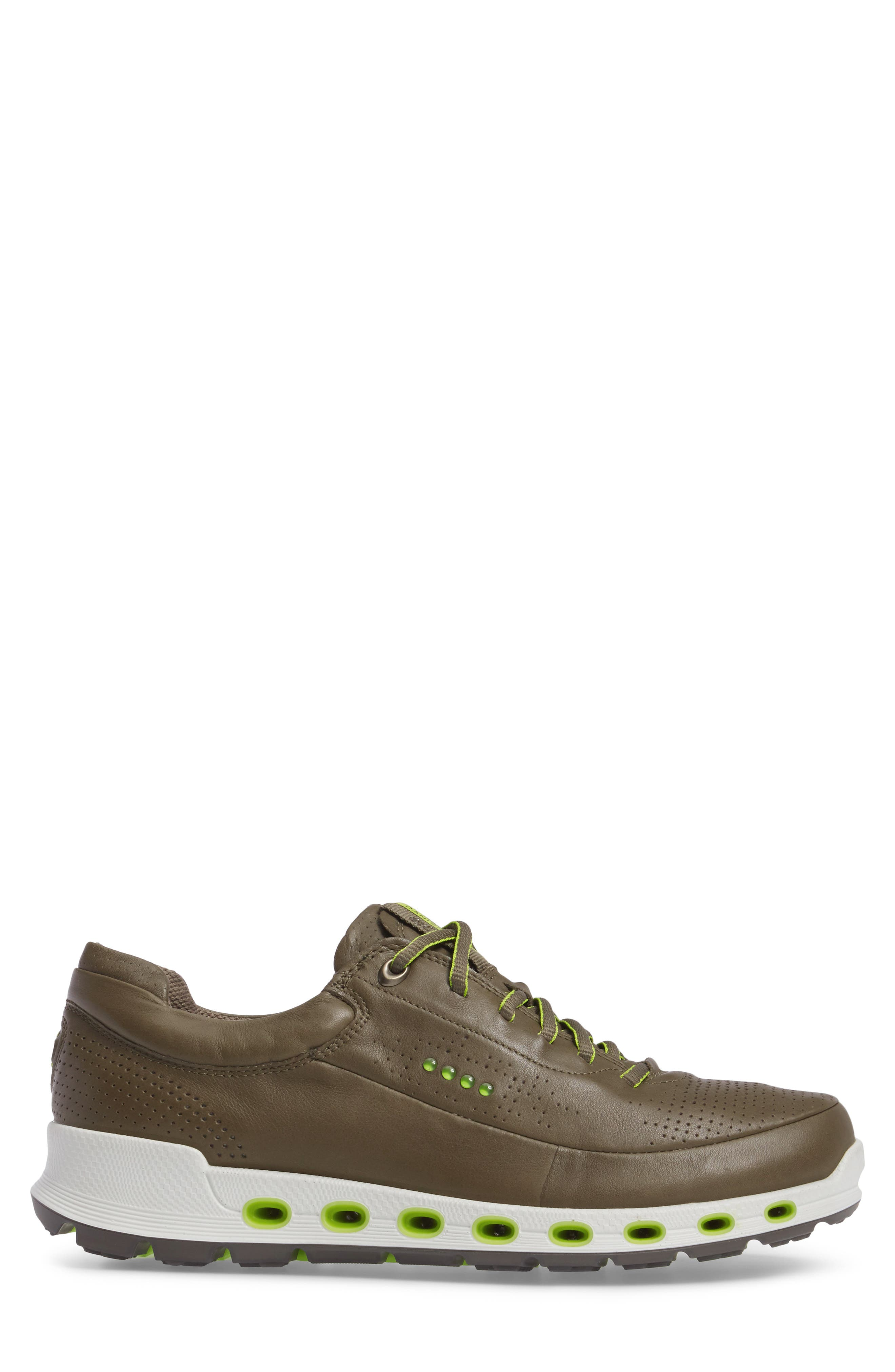 Cool 2.0 Leather GTX Sneaker,                             Alternate thumbnail 3, color,                             Tarmac Leather