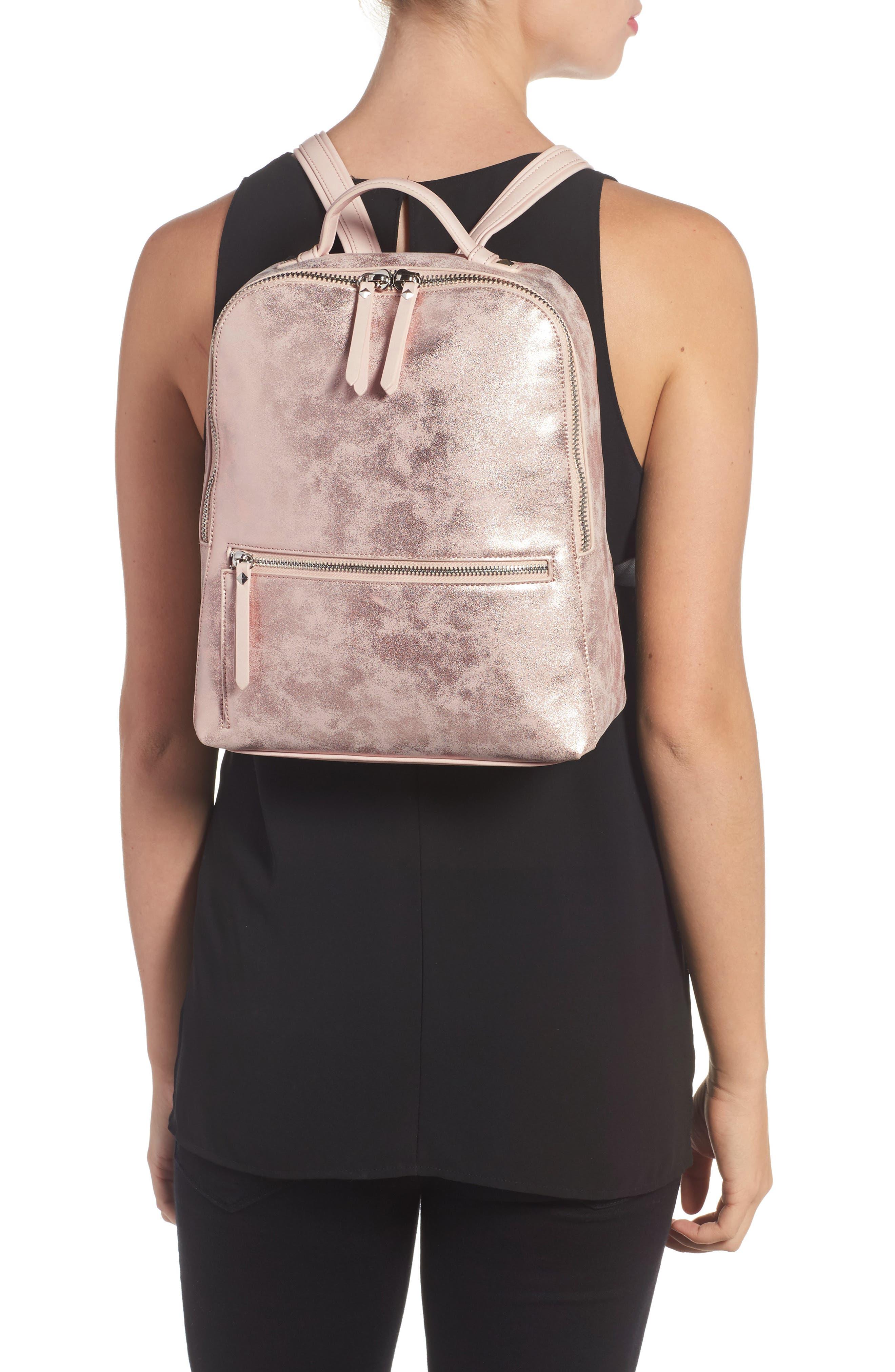 Brooke City Backpack,                             Alternate thumbnail 2, color,                             Blush