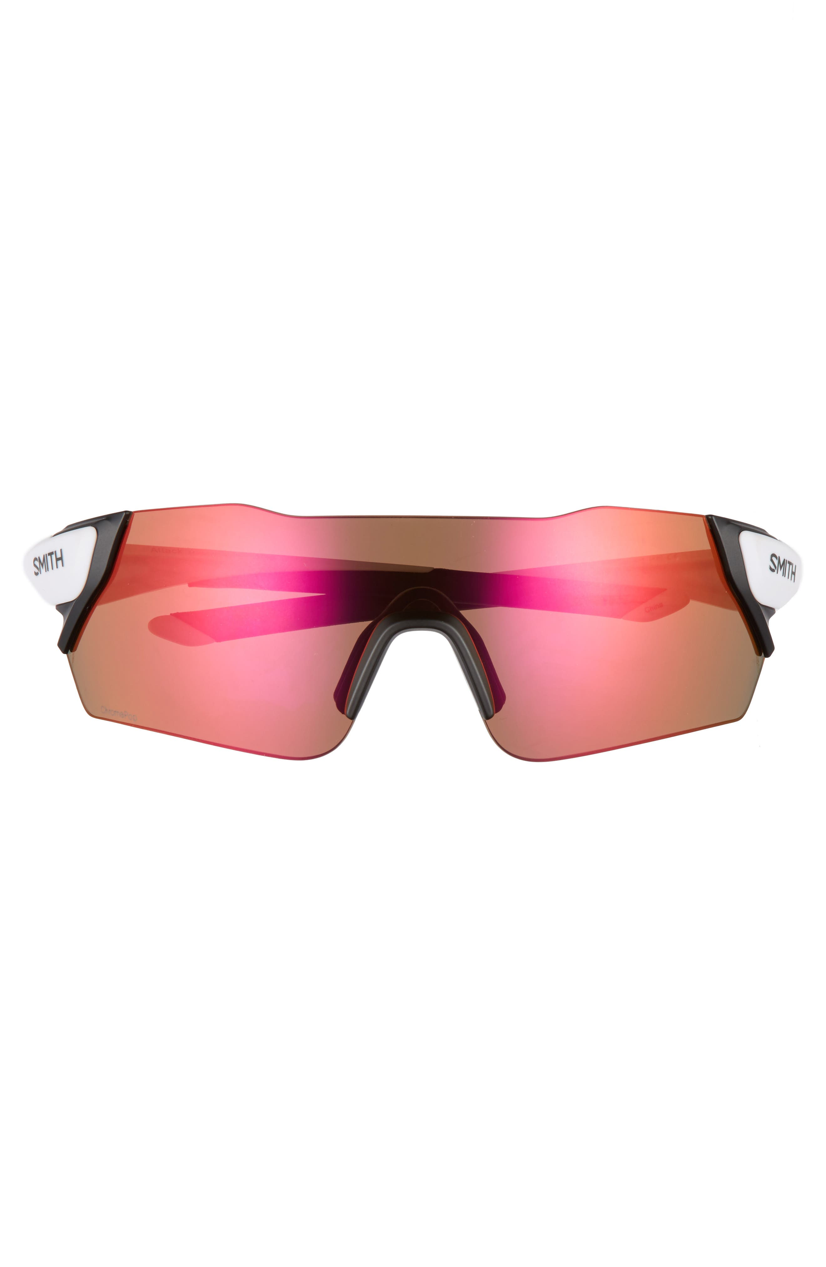 Alternate Image 3  - Smith Attack 125mm ChromaPop™ Polarized Shield Sunglasses