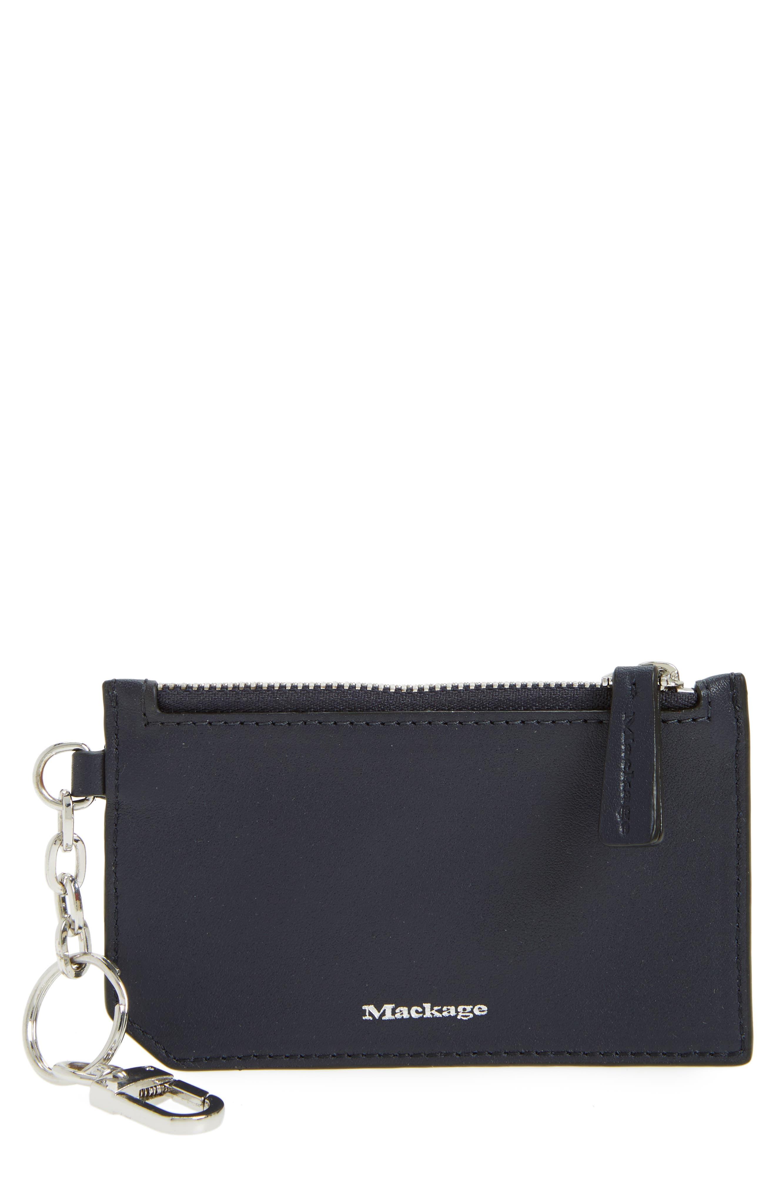 Alternate Image 2  - Mackage Taj Leather Card Case