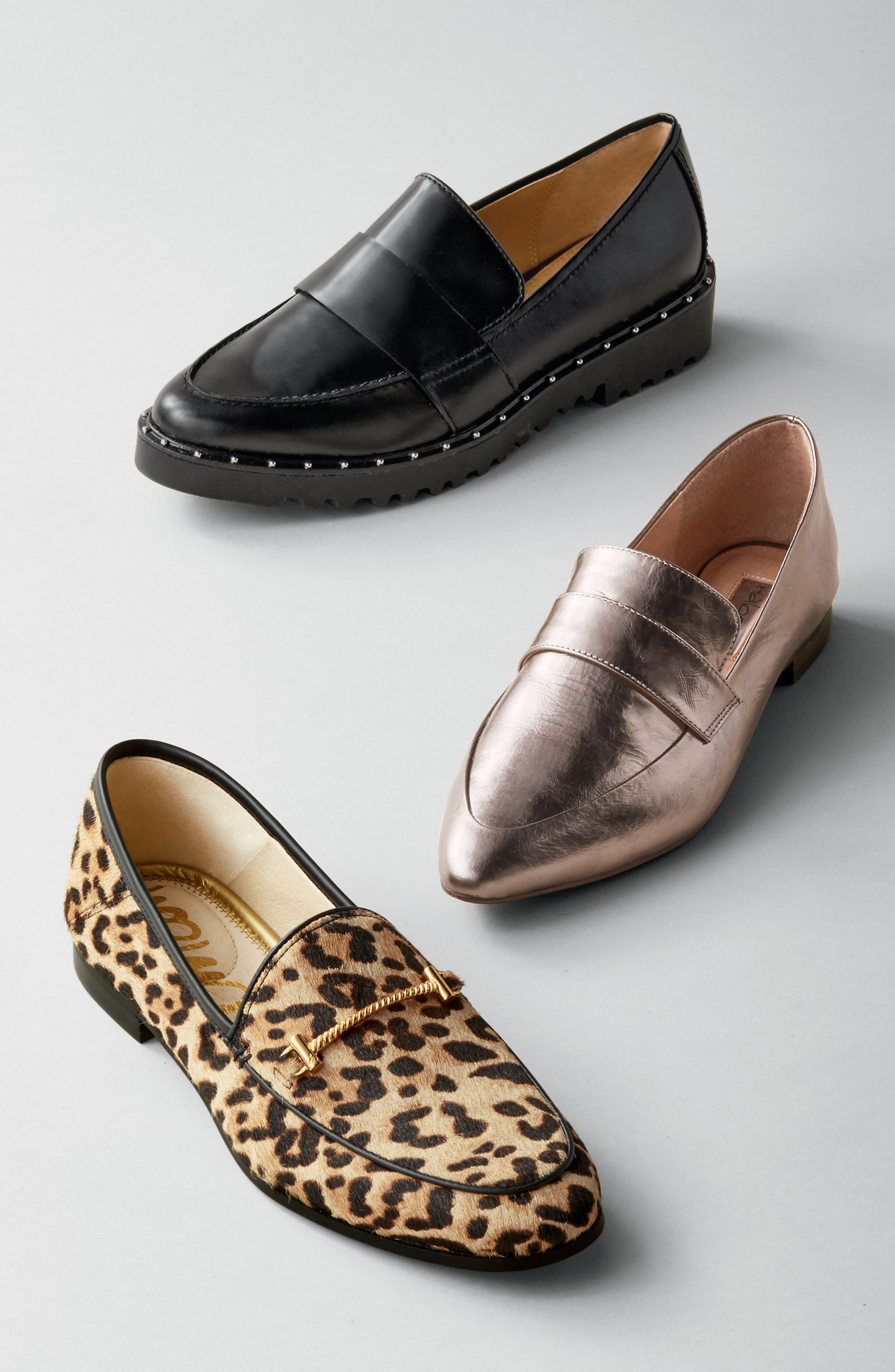 Camille Loafer,                             Alternate thumbnail 7, color,
