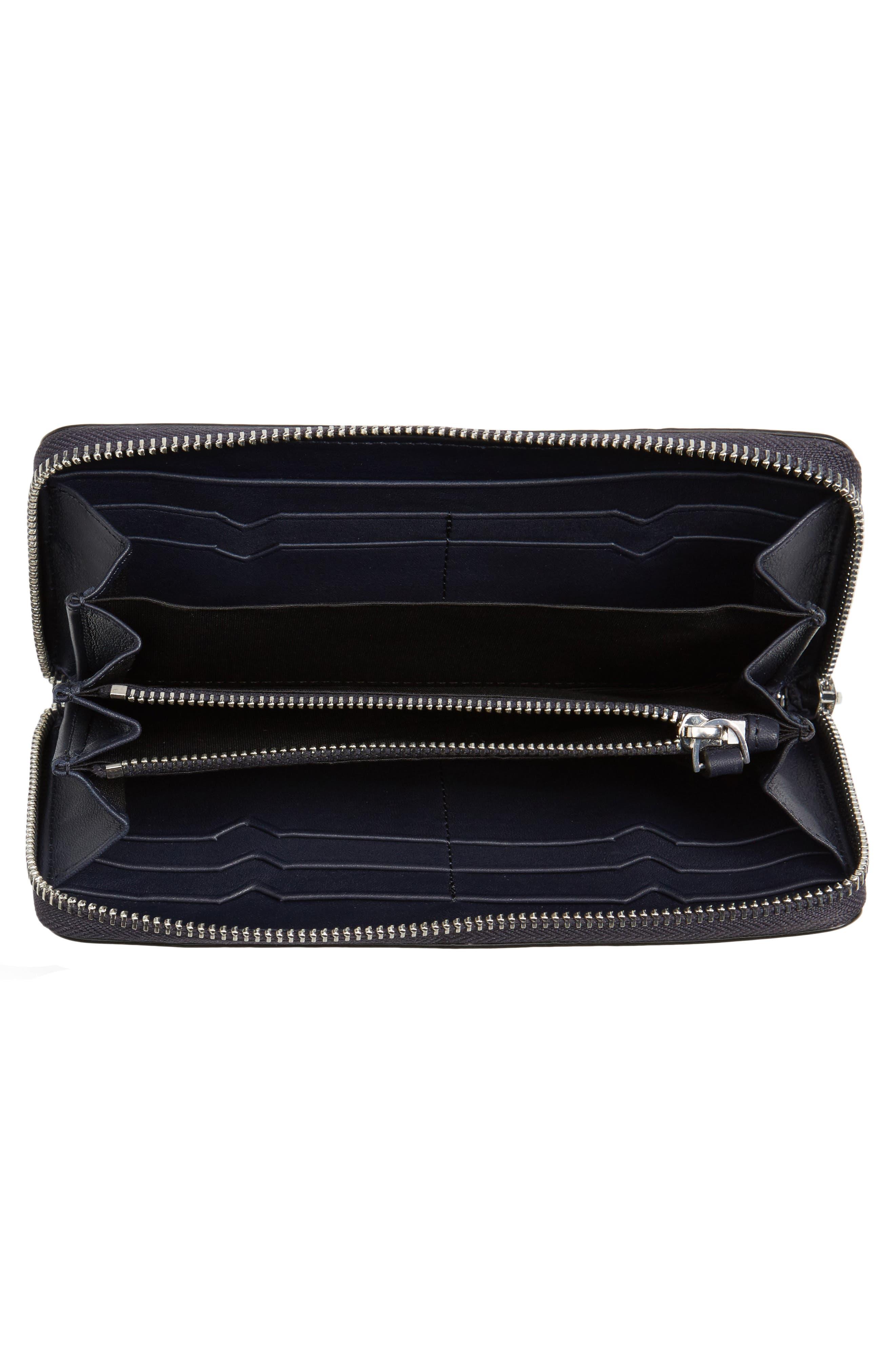 Alternate Image 5  - Mackage Duke Zip Around Leather Wallet