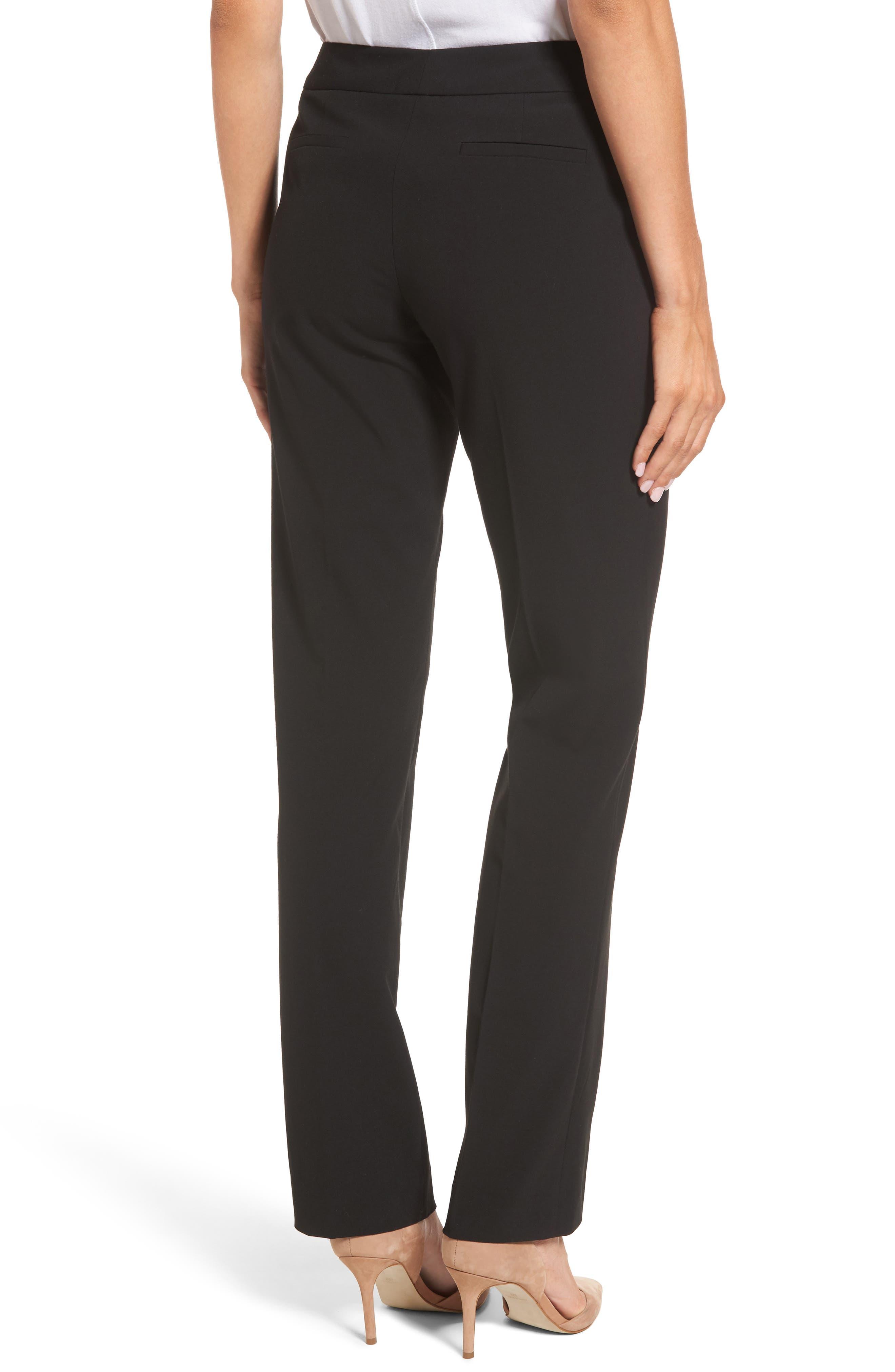 Alternate Image 2  - Halogen® Stovepipe Pants (Regular & Petite)
