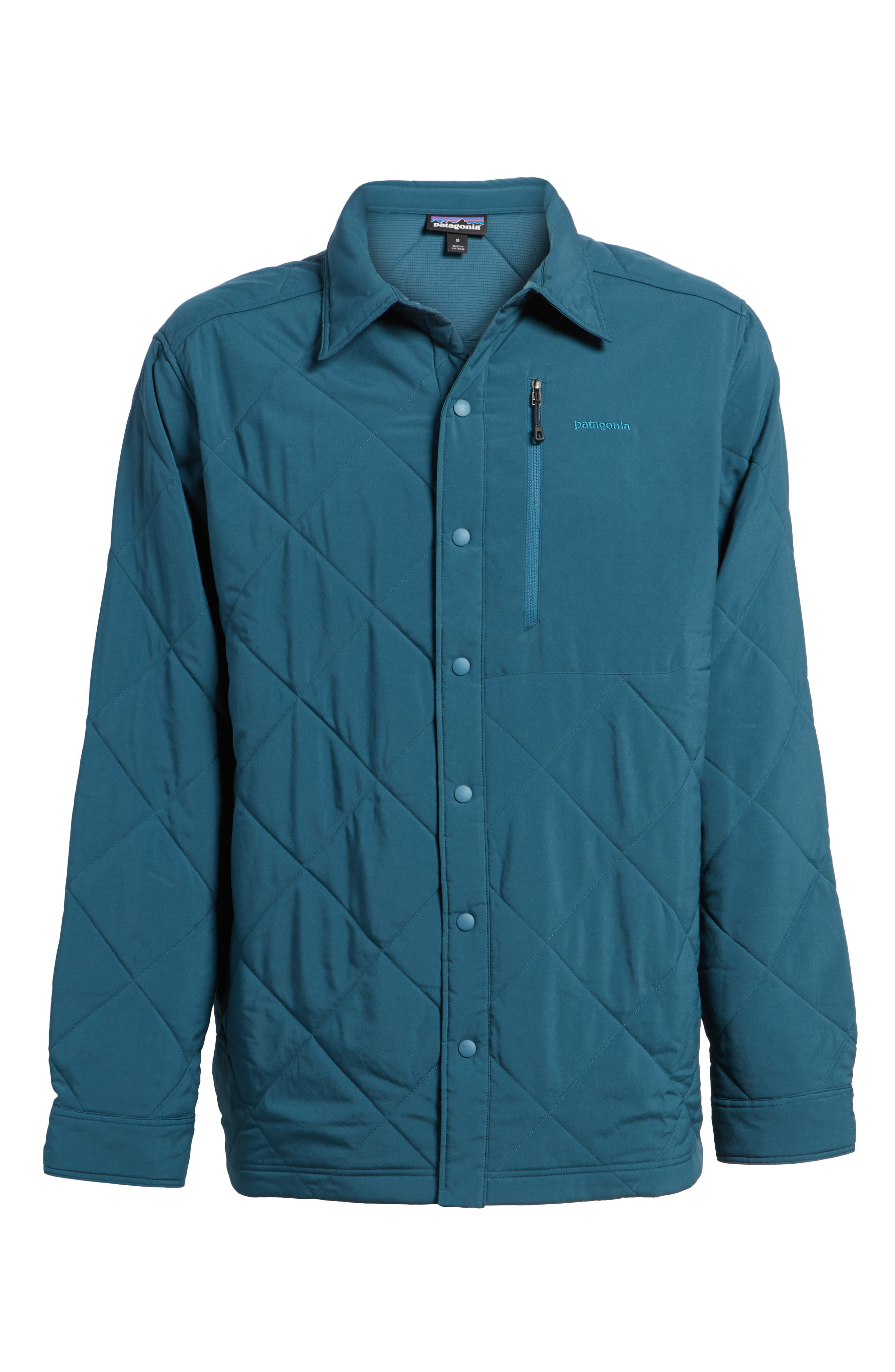Alternate Image 6  - Patagonia Tough Puff Shirt Jacket