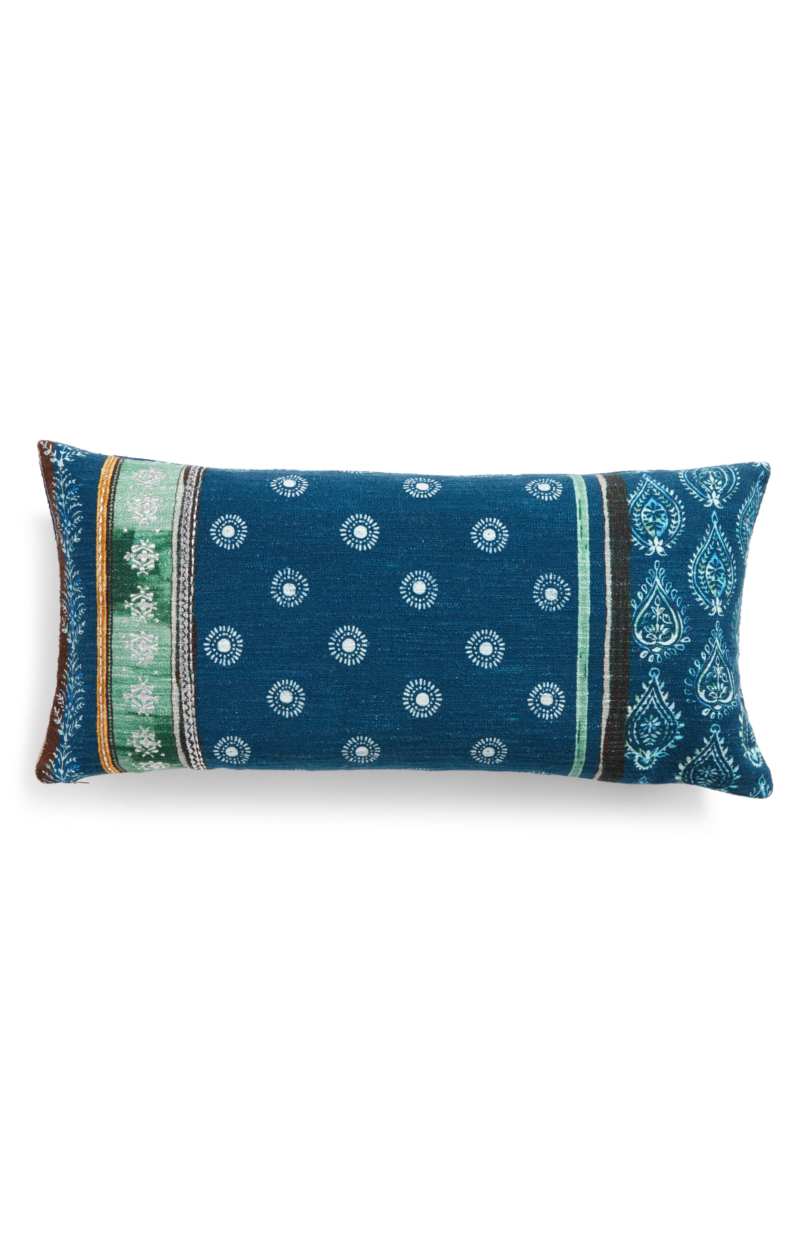 Main Image - Nordstrom at Home Block Print Pillow
