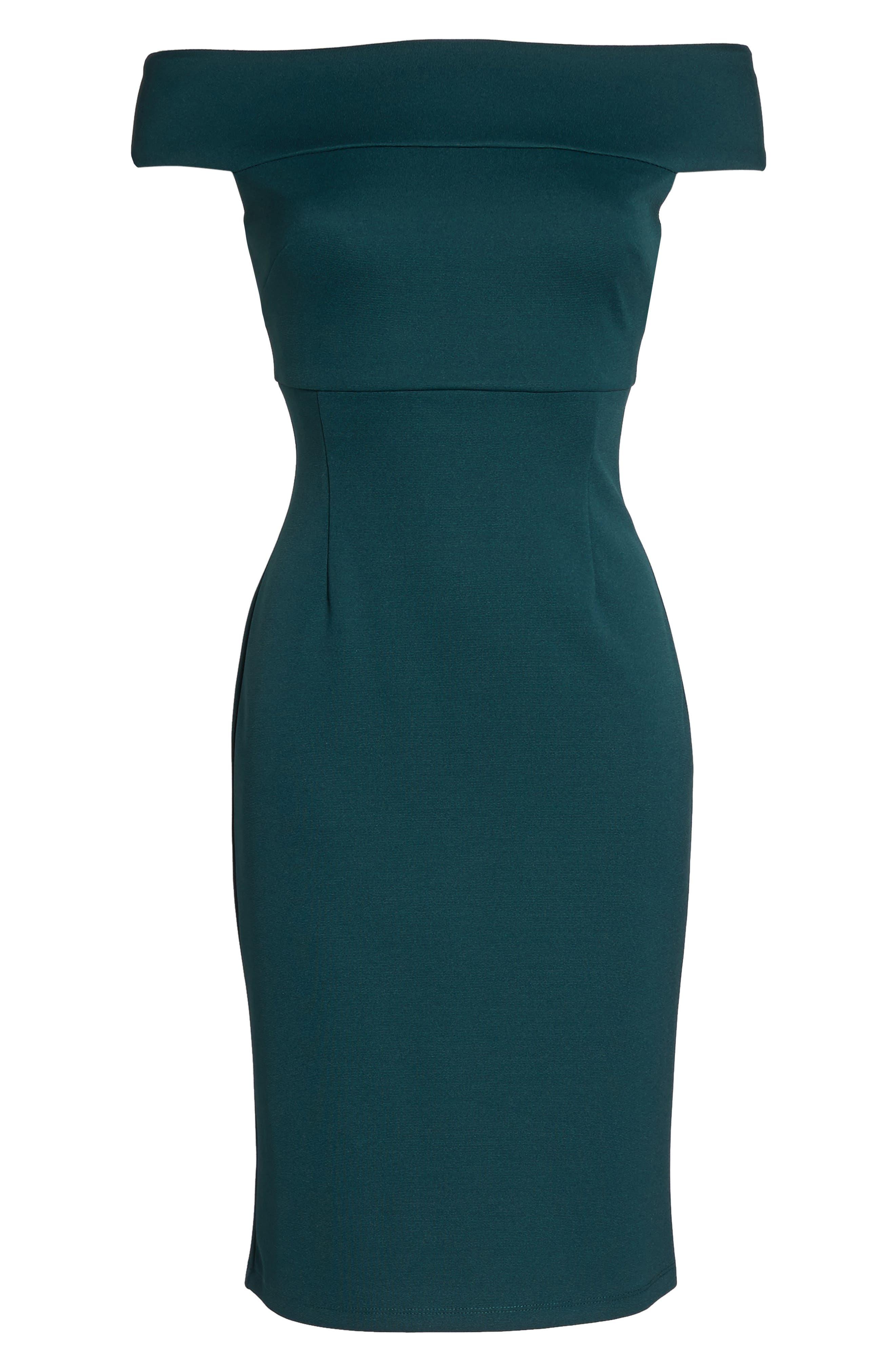 Alternate Image 6  - Adrianna Papell Sheath Dress (Regular & Petite)