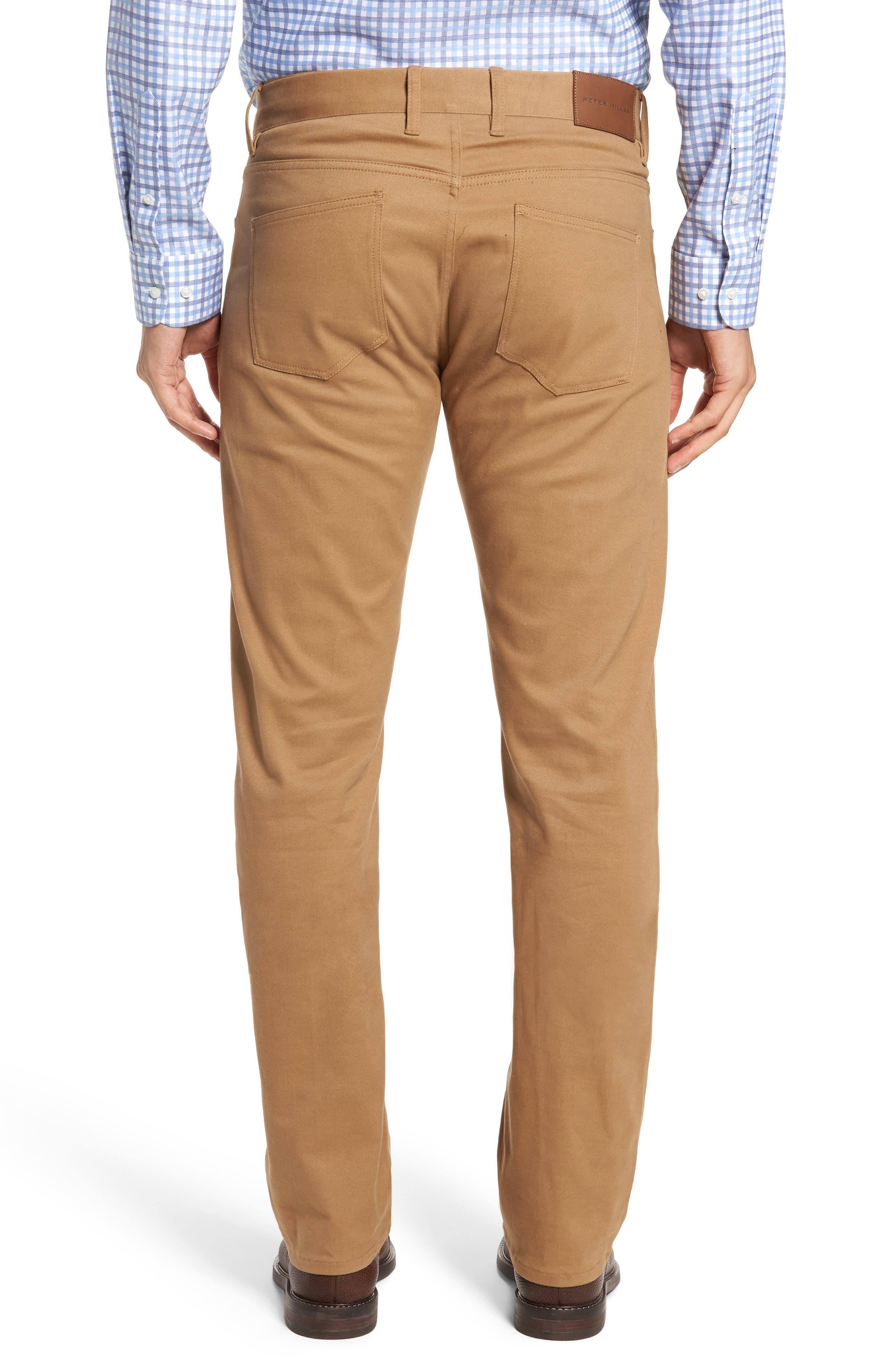 Alternate Image 2  - Peter Millar Perfect Twill 5-Pocket Pants