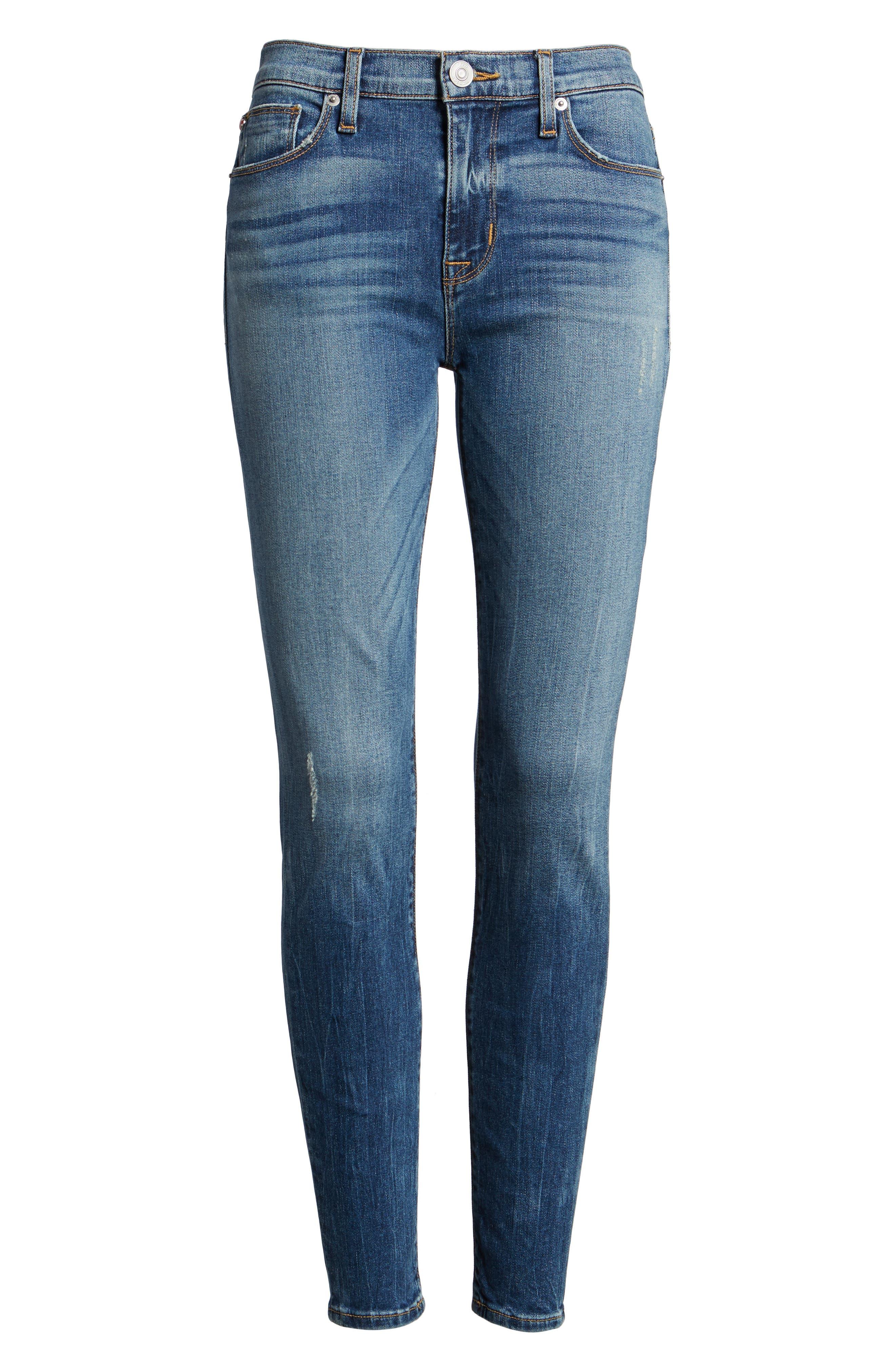 Nico Ankle Super Skinny Jeans,                             Main thumbnail 1, color,                             Lifeline