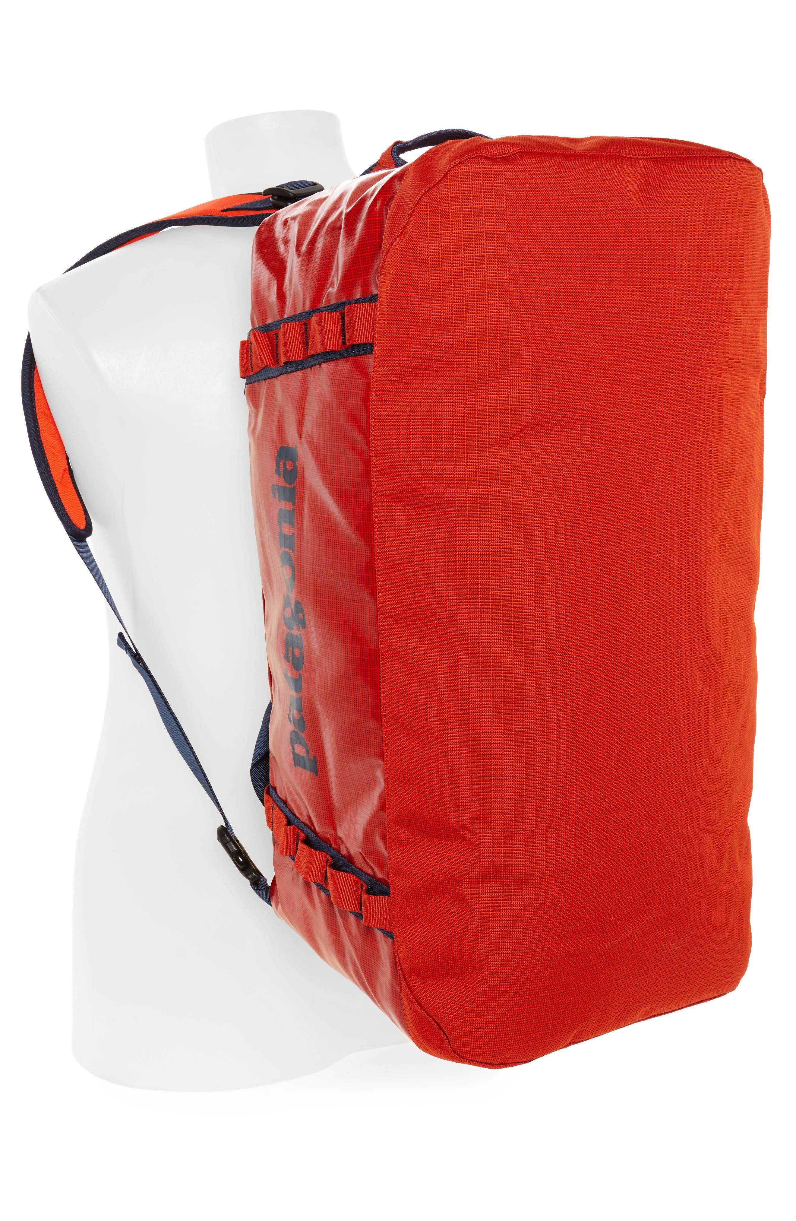 Alternate Image 2  - Patagonia Black Hole Water Repellent Duffel Bag