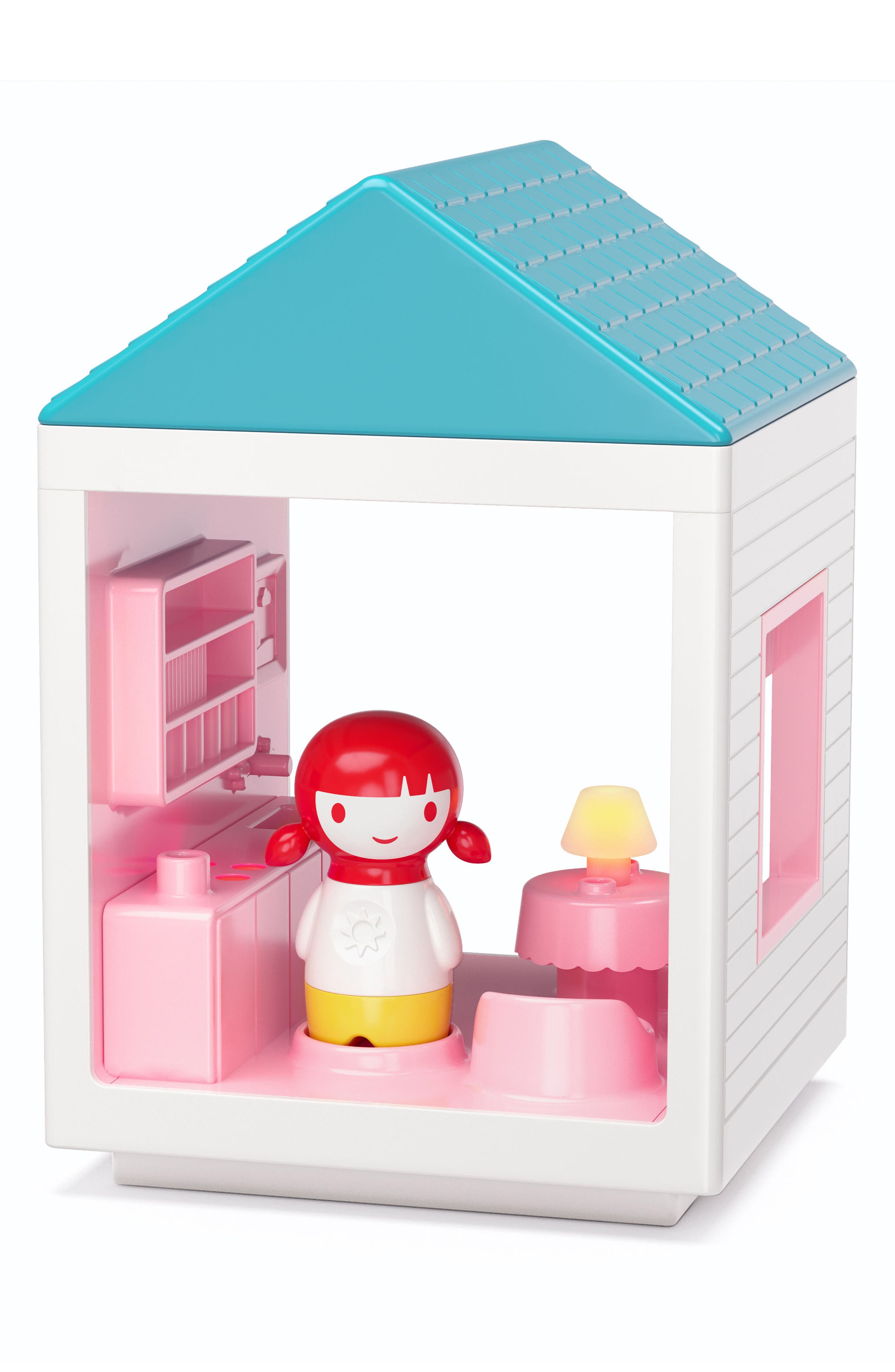Myland<sup>™</sup> Play House Dining Room,                             Main thumbnail 1, color,                             White