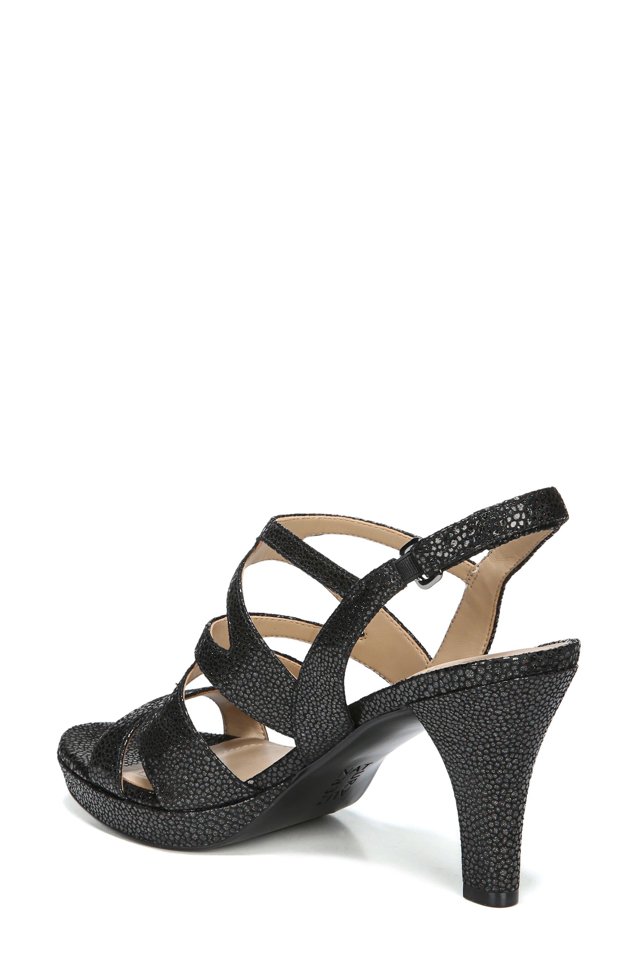 Alternate Image 2  - Naturalizer 'Pressley' Slingback Platform Sandal (Women)