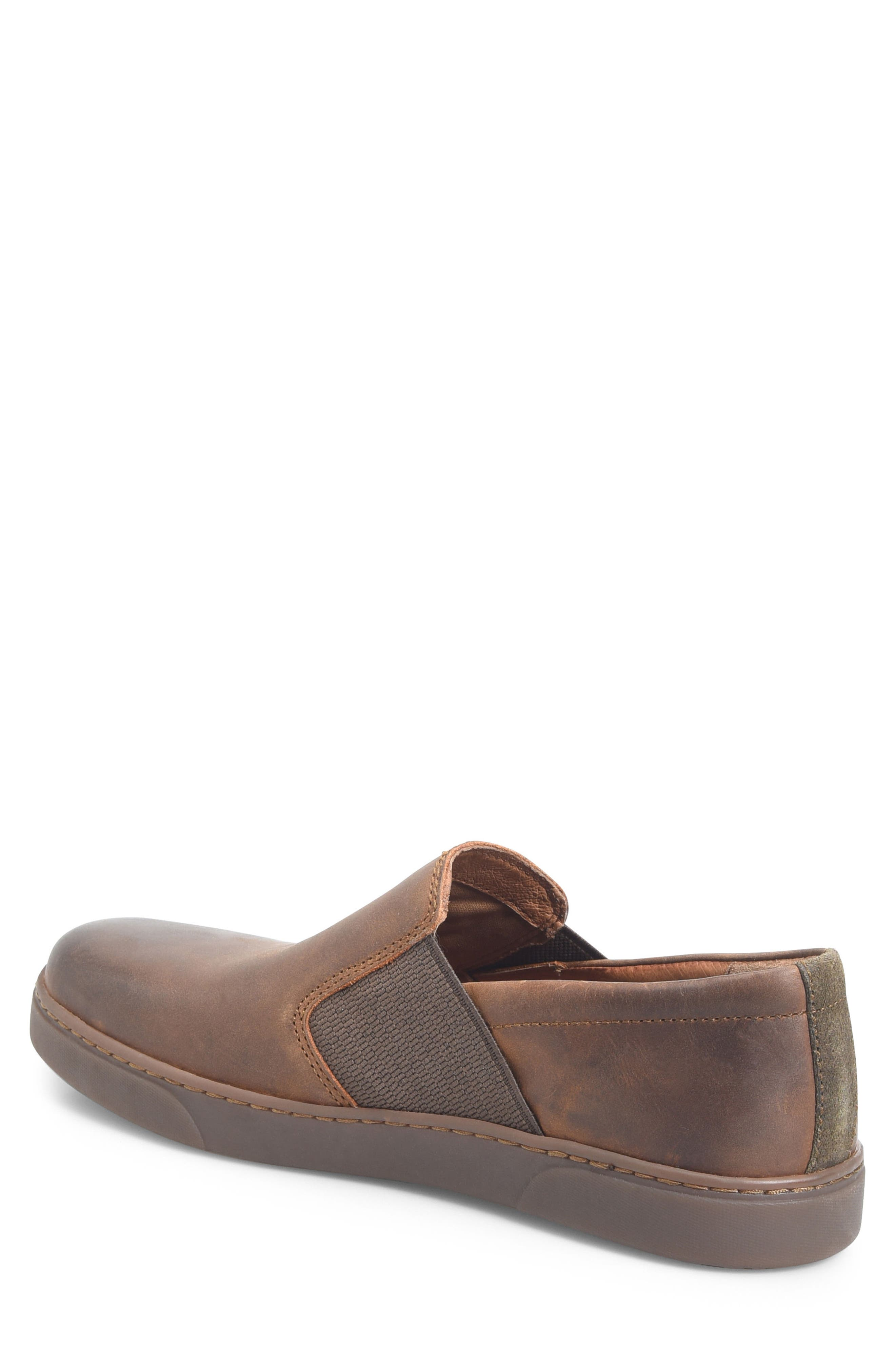 Alternate Image 2  - Børn Belford Slip-On Sneaker (Men)
