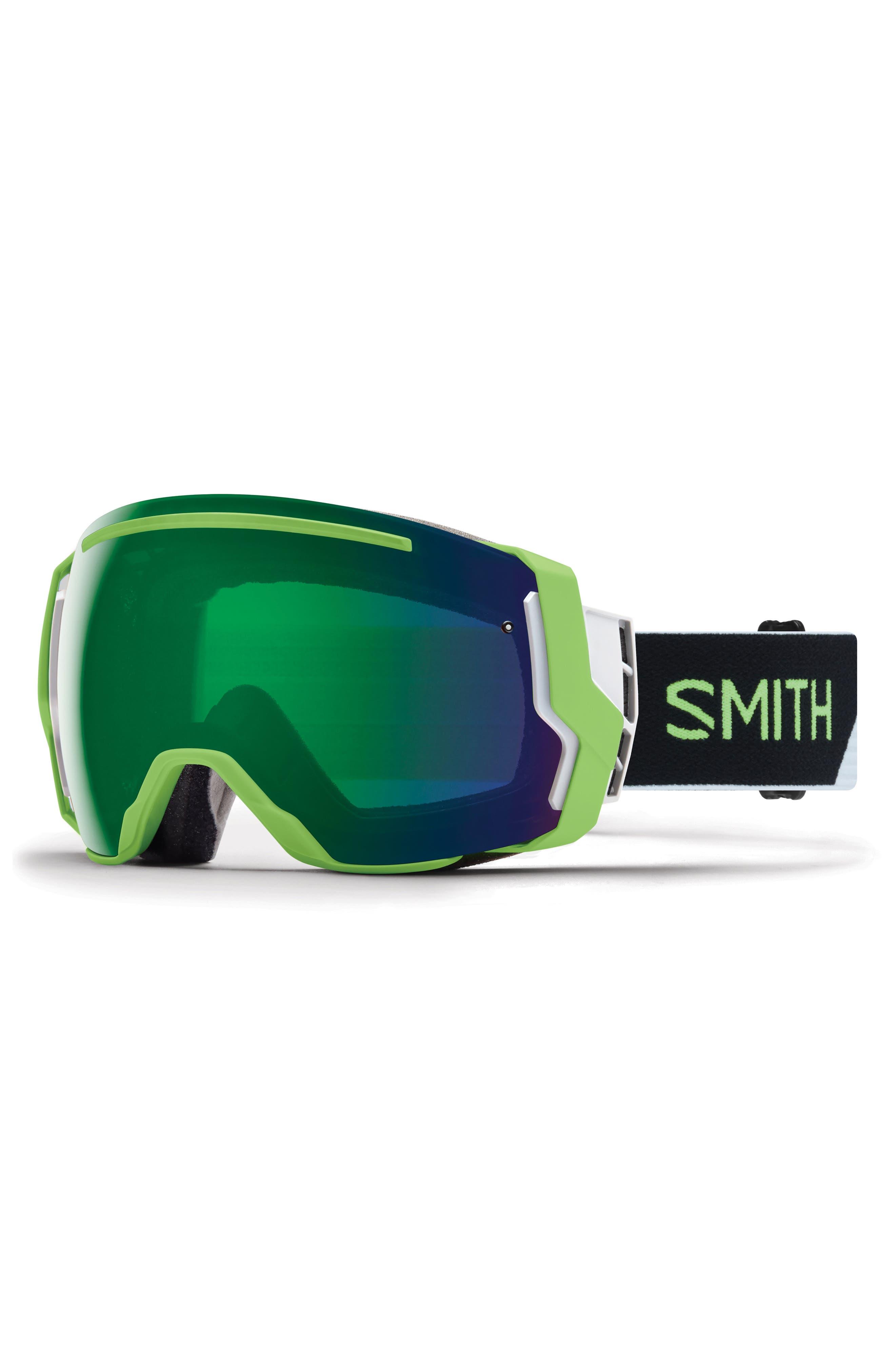 I/O7 Chromapop 185mm Snow Goggles,                         Main,                         color, Reactor Split