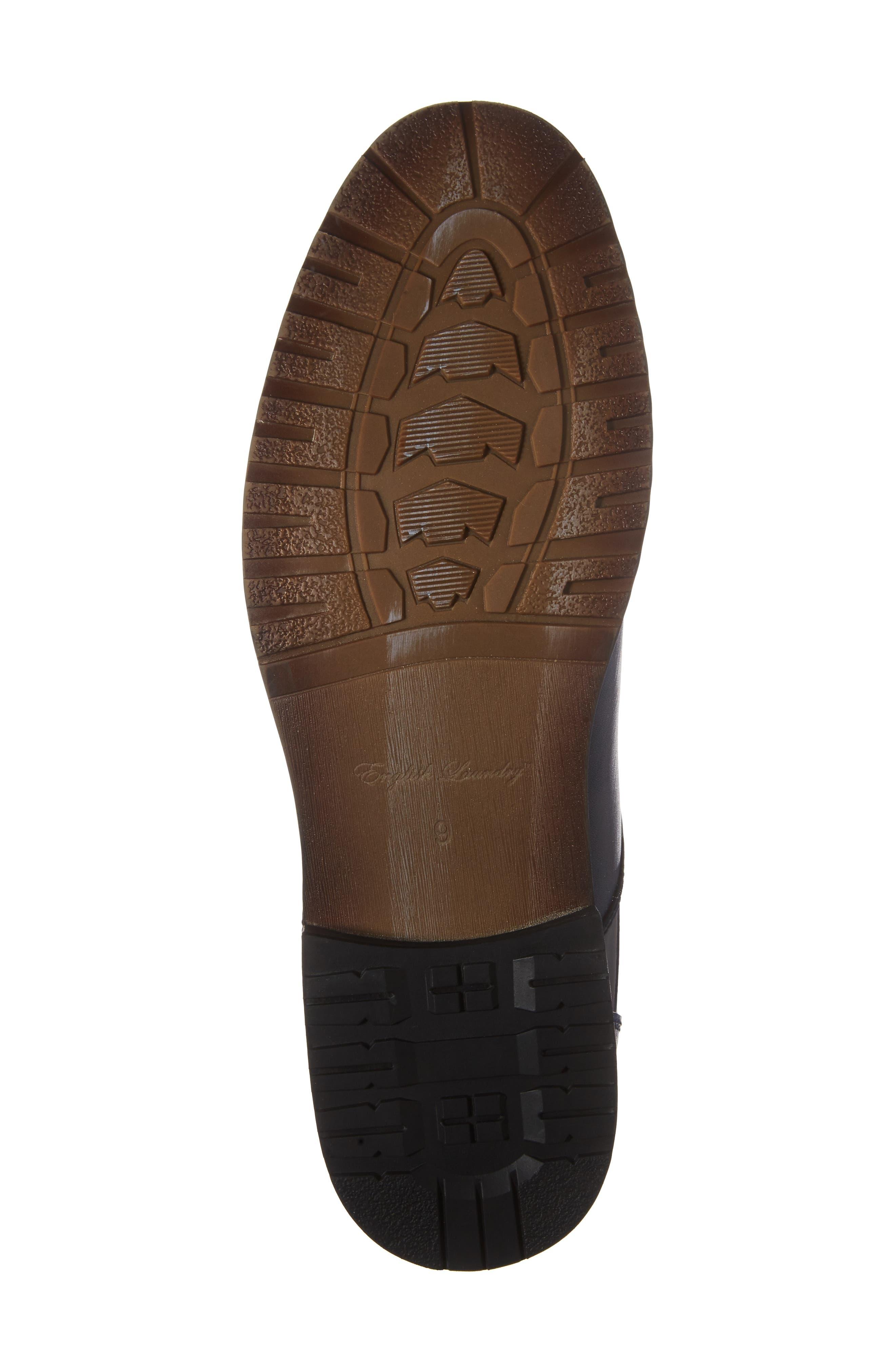 Alternate Image 6  - English Laundry Athol Plain Toe Boot (Men)