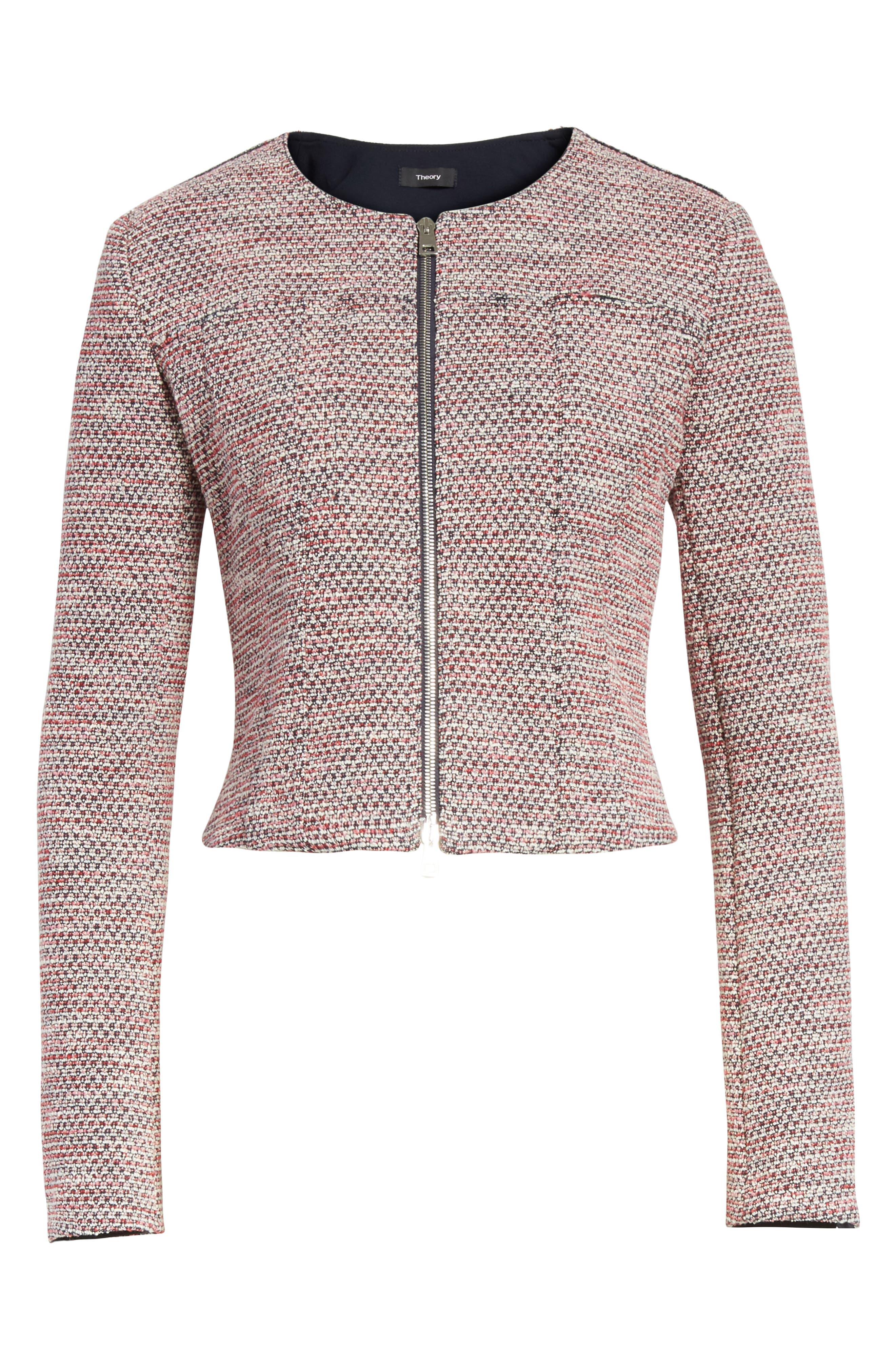 Alternate Image 6  - Theory Ualana Z Beacon Tweed Jacket