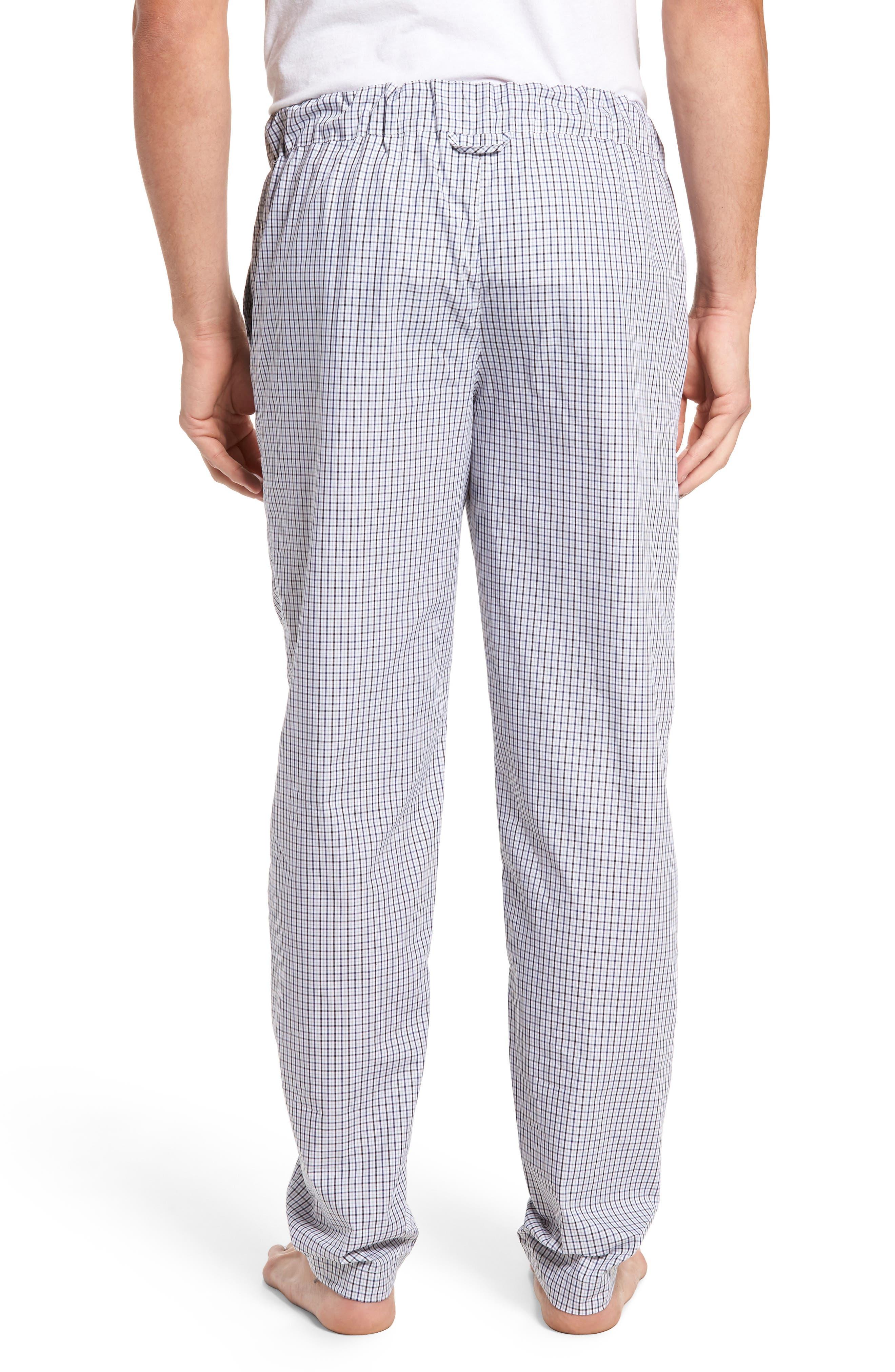 Alternate Image 2  - Hanro Night & Day Woven Lounge Pants