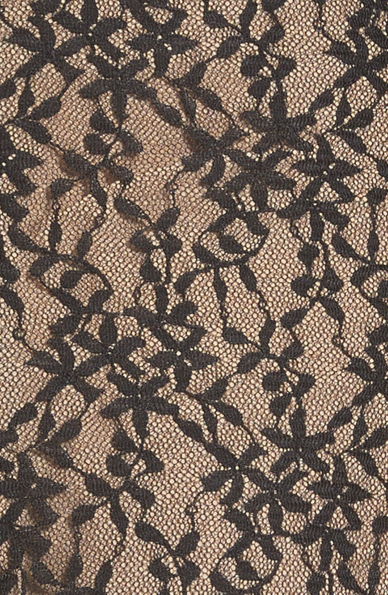 Alternate Image 5  - Alexander Wang Lace Dress