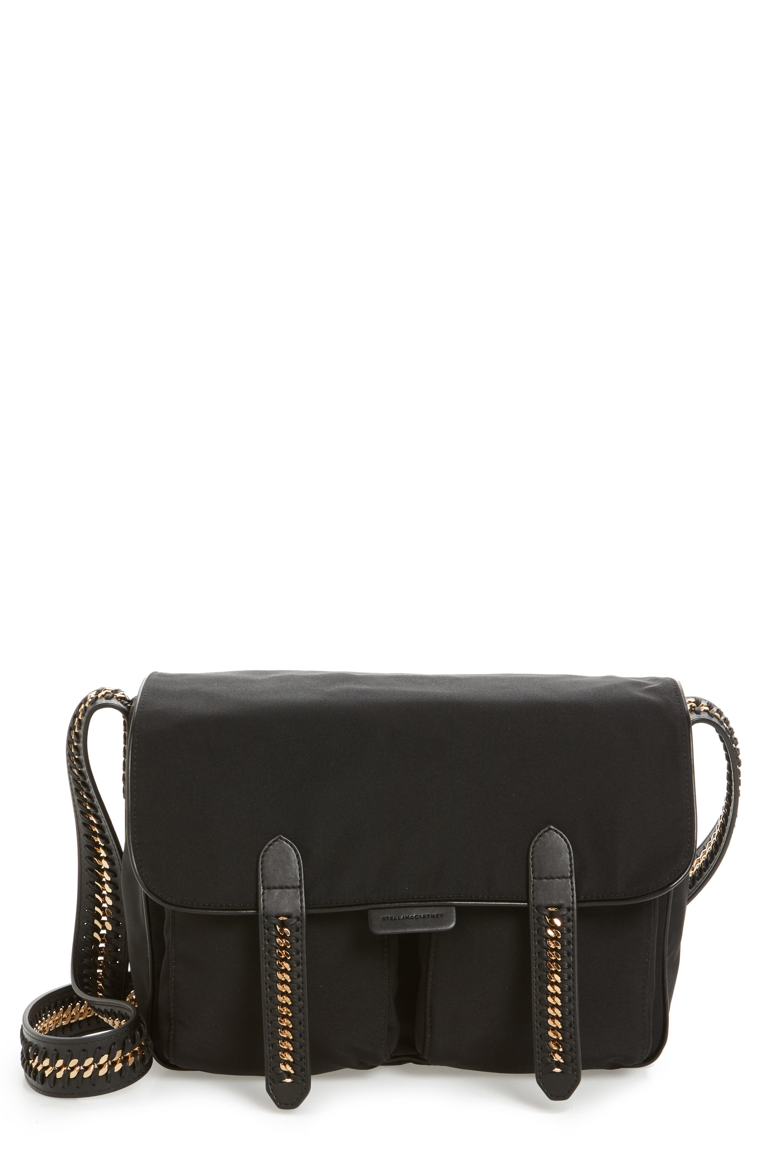 Main Image - Stella McCartney Falabella GO Messenger Bag